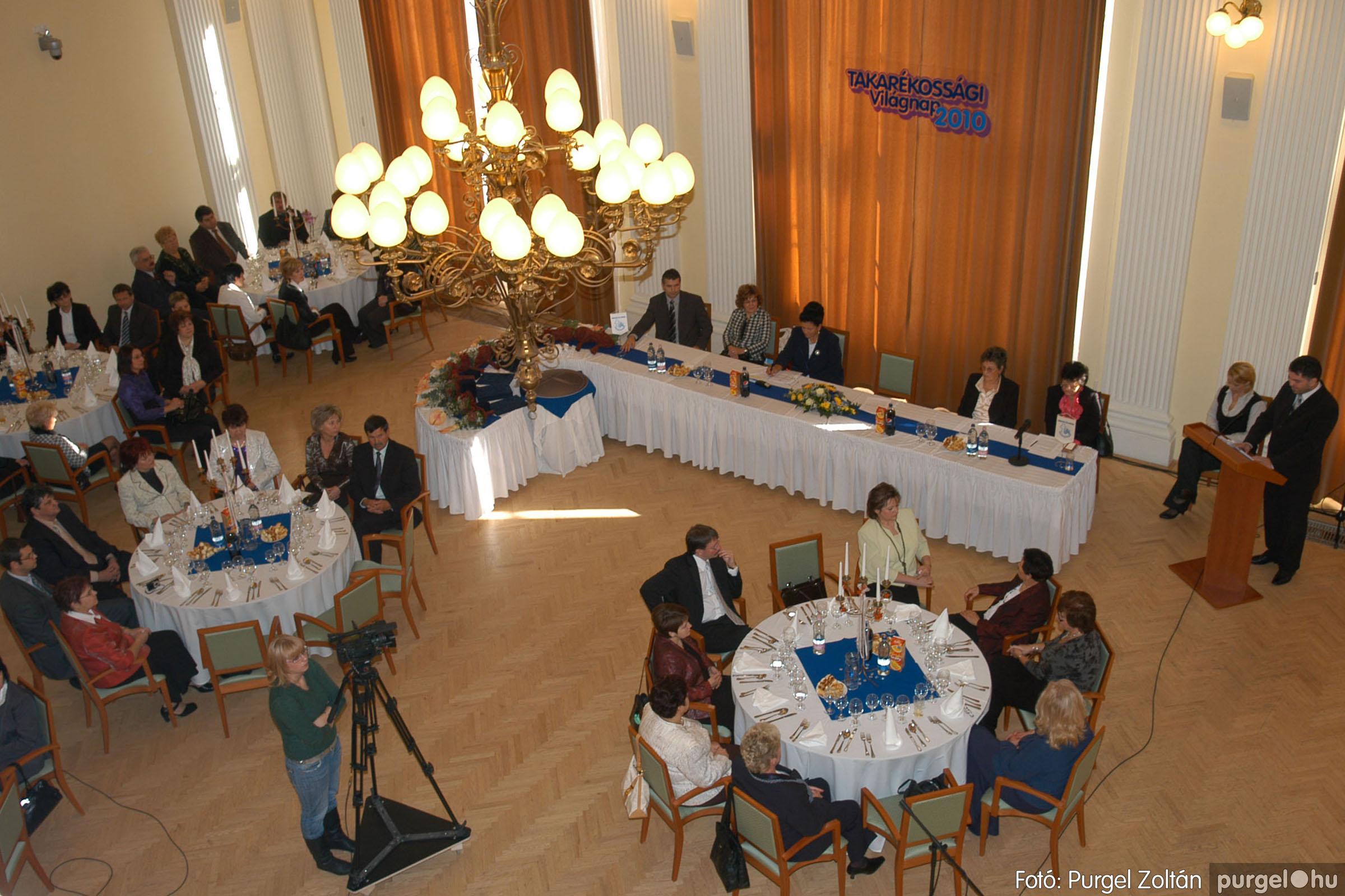 2010.10.28. 037 Szegvár és Vidéke Takarékszövetkezet takarékossági világnap rendezvény - Fotó:P. Z..jpg