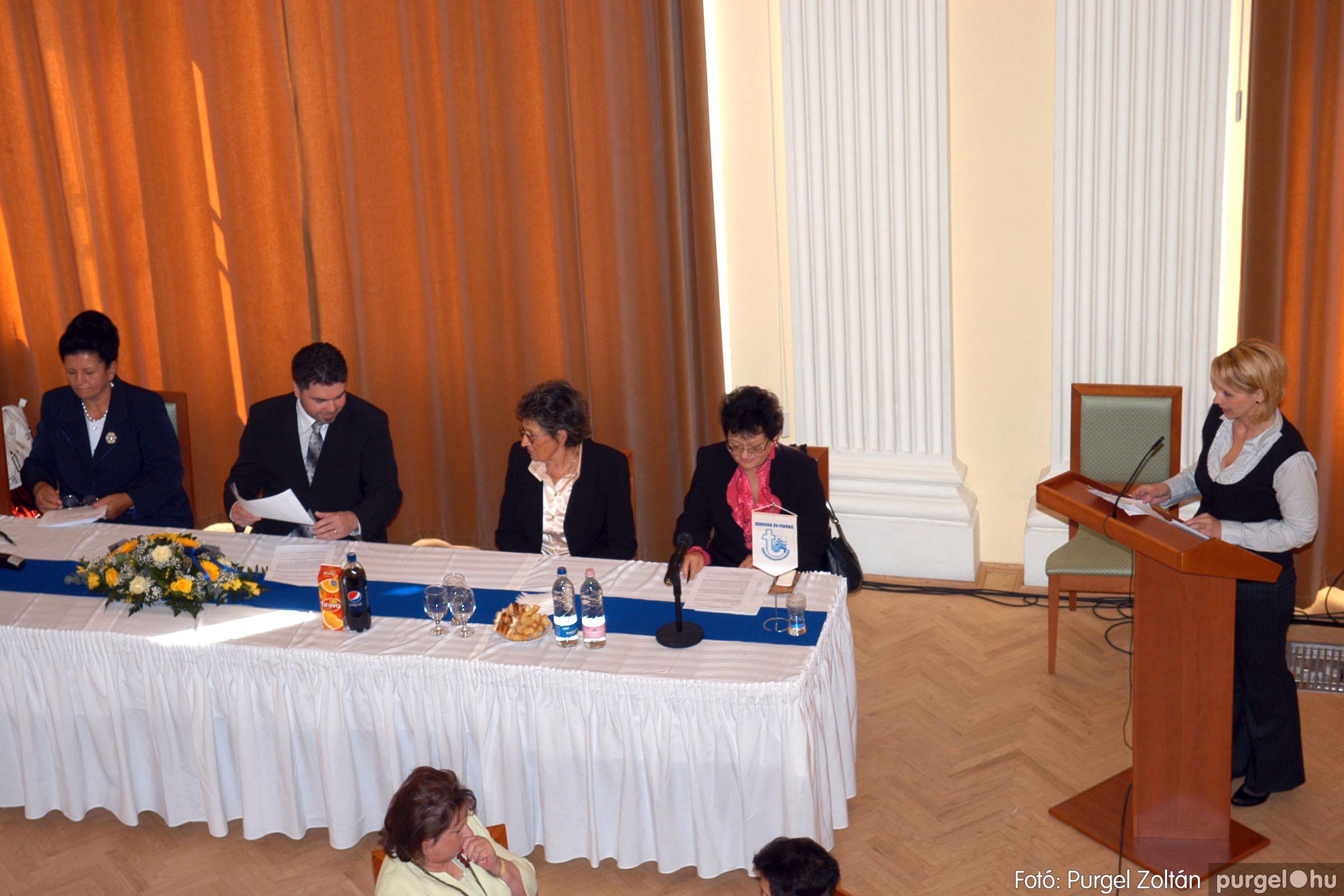 2010.10.28. 041 Szegvár és Vidéke Takarékszövetkezet takarékossági világnap rendezvény - Fotó:P. Z..jpg