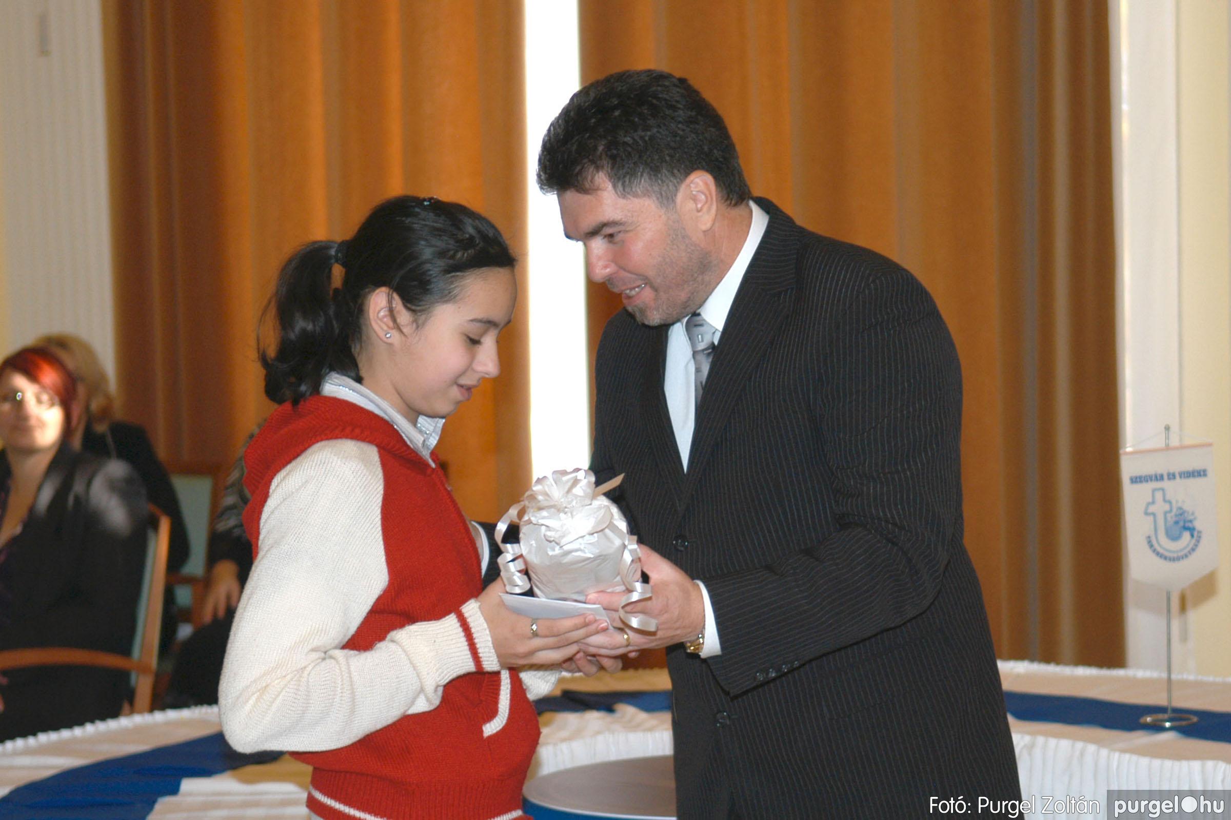 2010.10.28. 101 Szegvár és Vidéke Takarékszövetkezet takarékossági világnap rendezvény - Fotó:P. Z..jpg