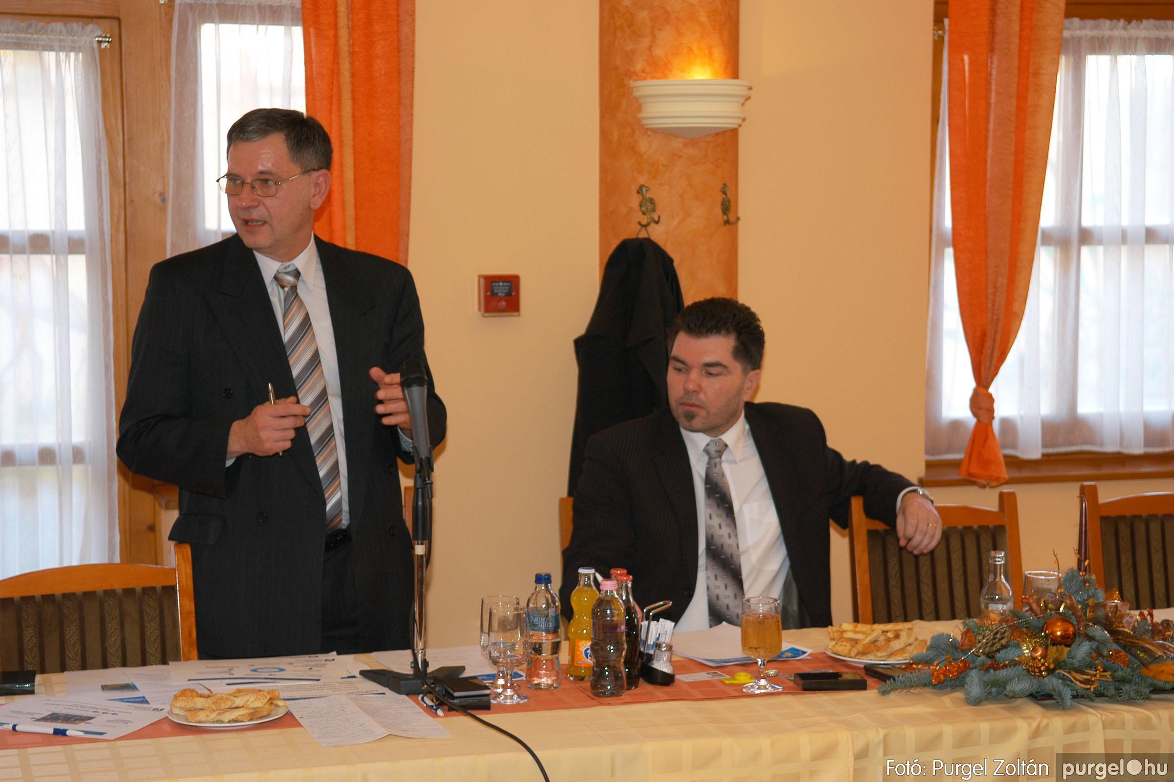 2010.12.10. 025 Szegvár és Vidéke Takarékszövetkezet évzáró - Fotó:PURGEL ZOLTÁN© DSC_0329q.jpg