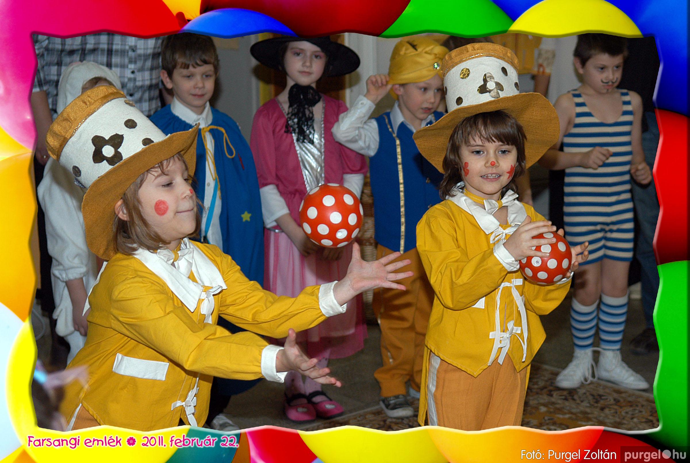 2011.02.22. 031 Kurca-parti Óvoda farsang 2011. - Ficánka csoport - Fotó:PURGEL ZOLTÁN© 231.jpg