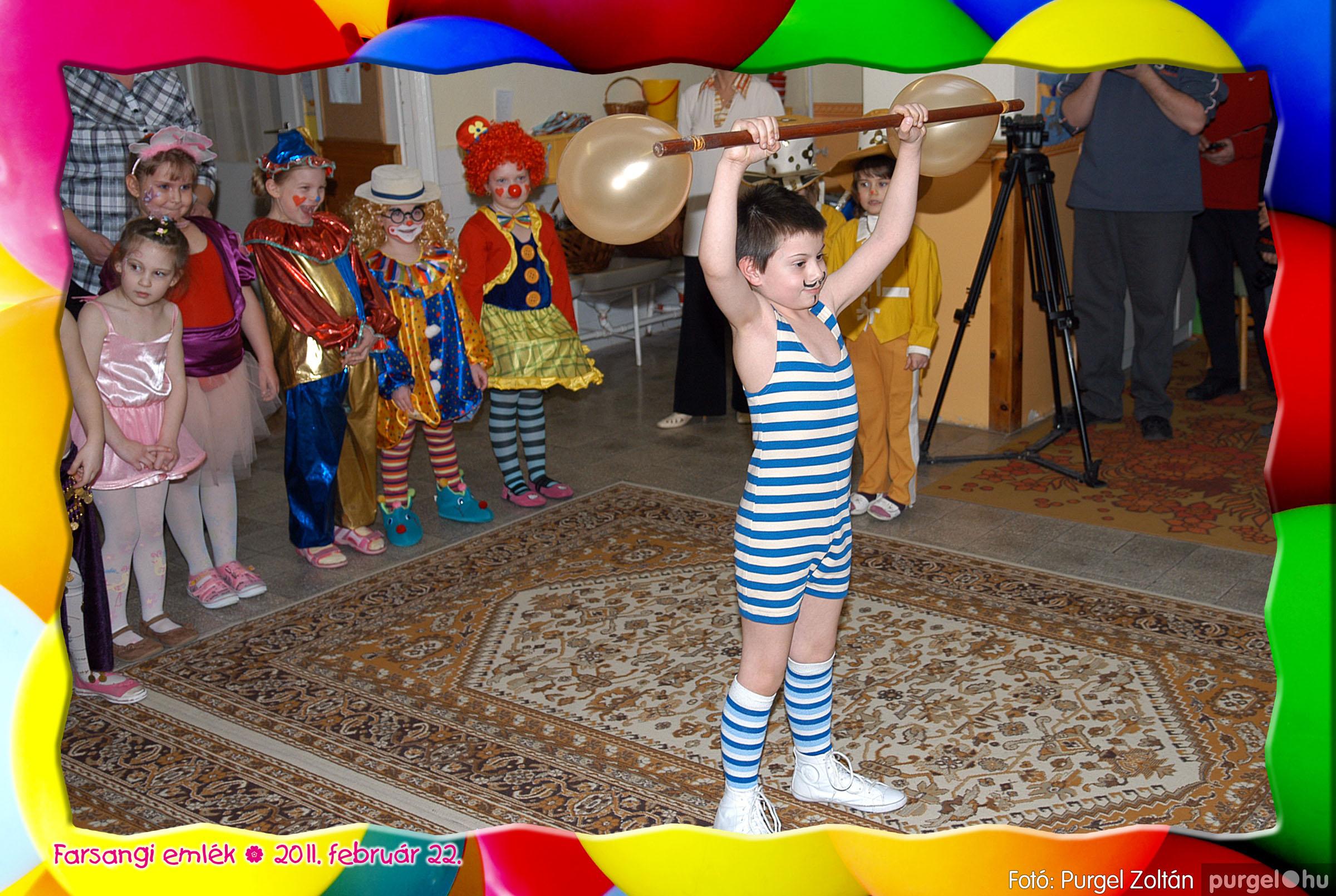 2011.02.22. 021 Kurca-parti Óvoda farsang 2011. - Ficánka csoport - Fotó:PURGEL ZOLTÁN© 221.jpg