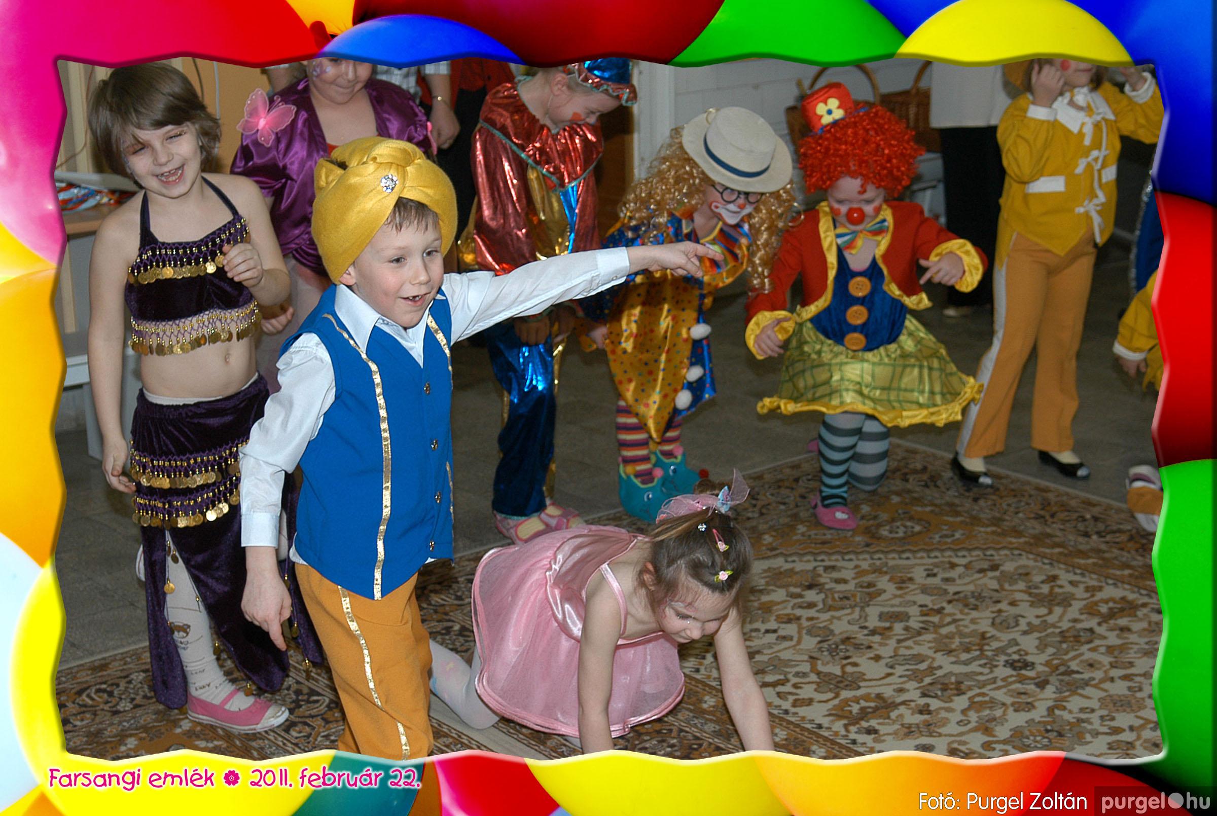 2011.02.22. 026 Kurca-parti Óvoda farsang 2011. - Ficánka csoport - Fotó:PURGEL ZOLTÁN© 226.jpg