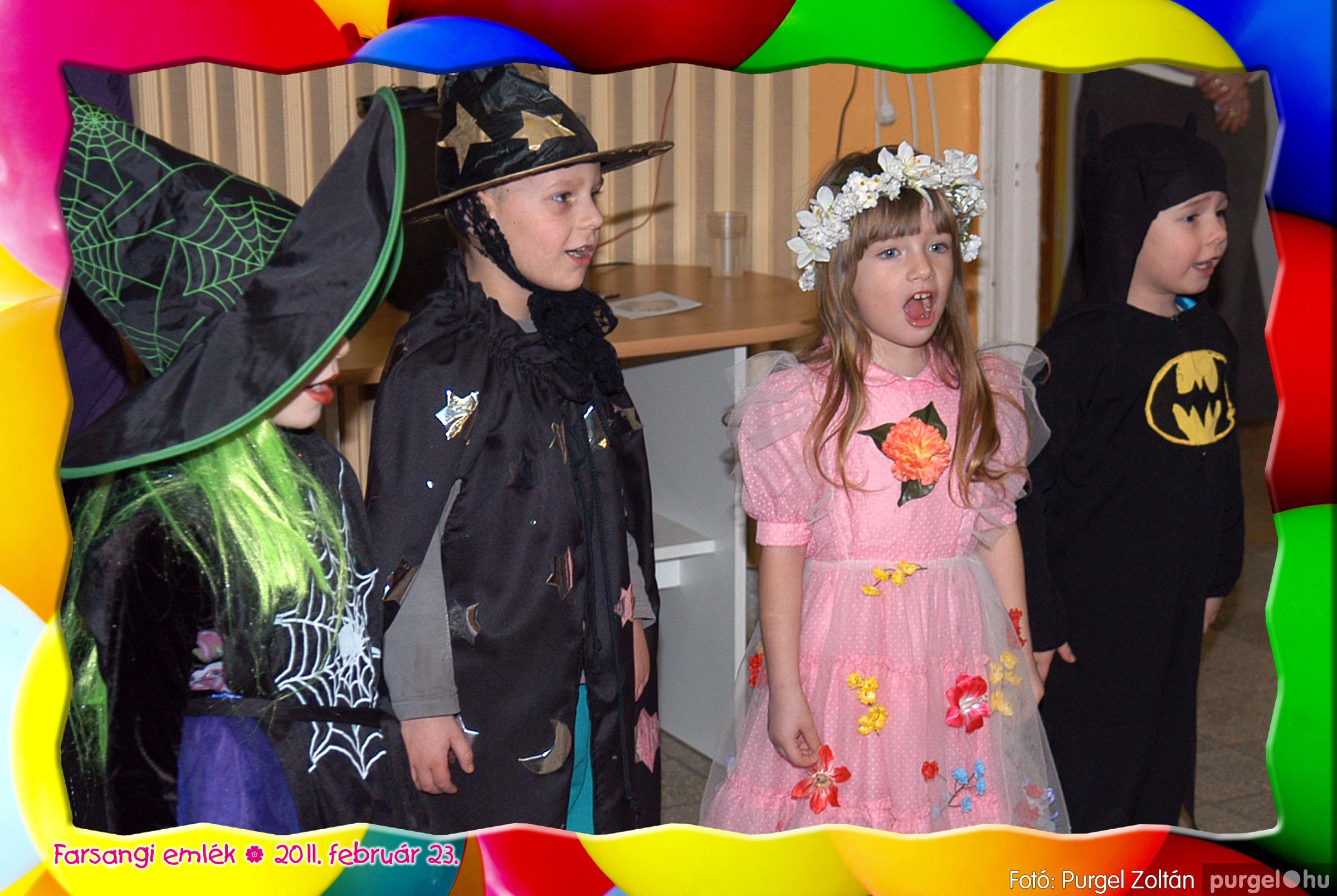 2011.02.23. 037 Kurca-parti Óvoda farsang 2011. - Szivárvány csoport - Fotó:PURGEL ZOLTÁN© 601.jpg