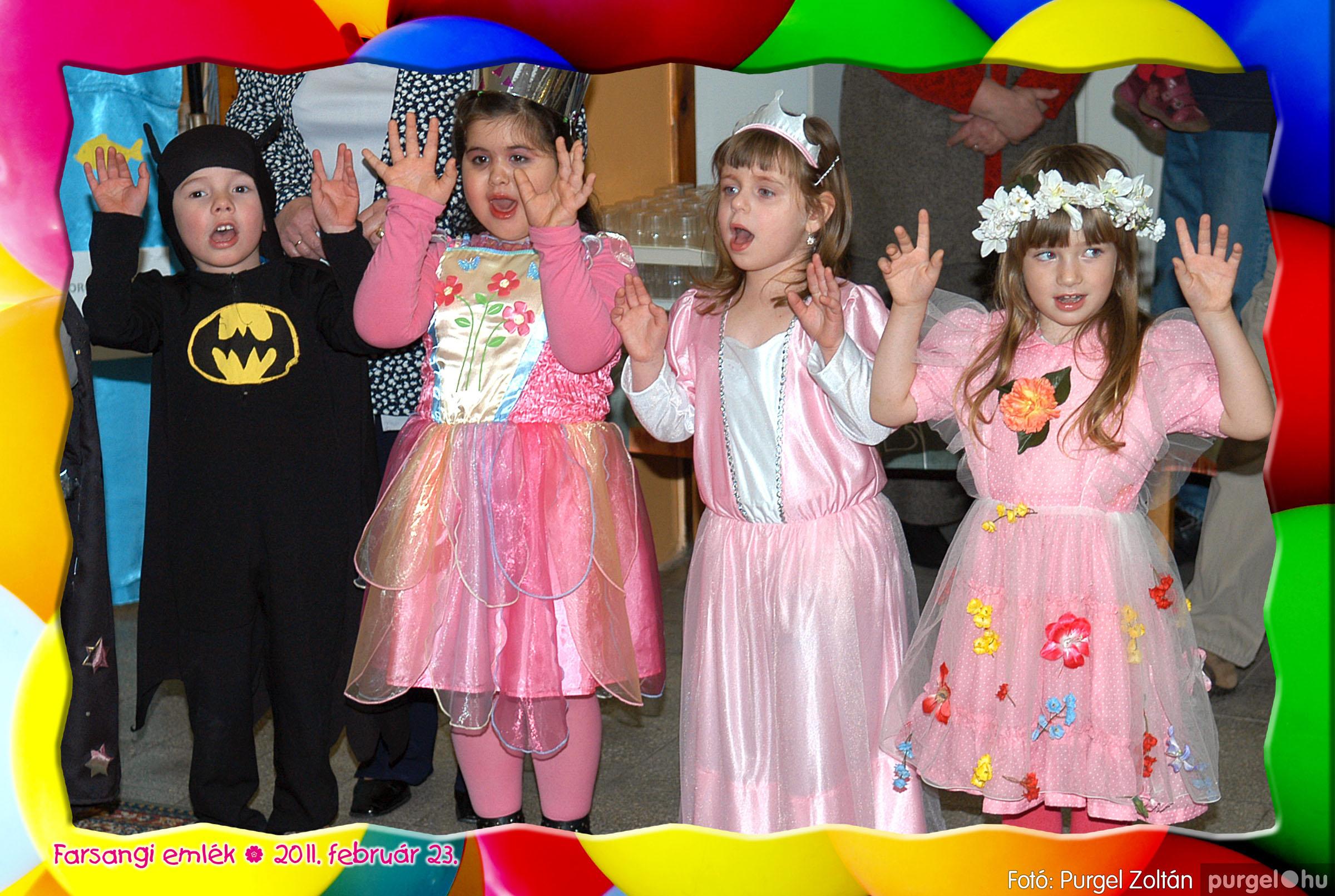 2011.02.23. 052 Kurca-parti Óvoda farsang 2011. - Szivárvány csoport - Fotó:PURGEL ZOLTÁN© 616.jpg