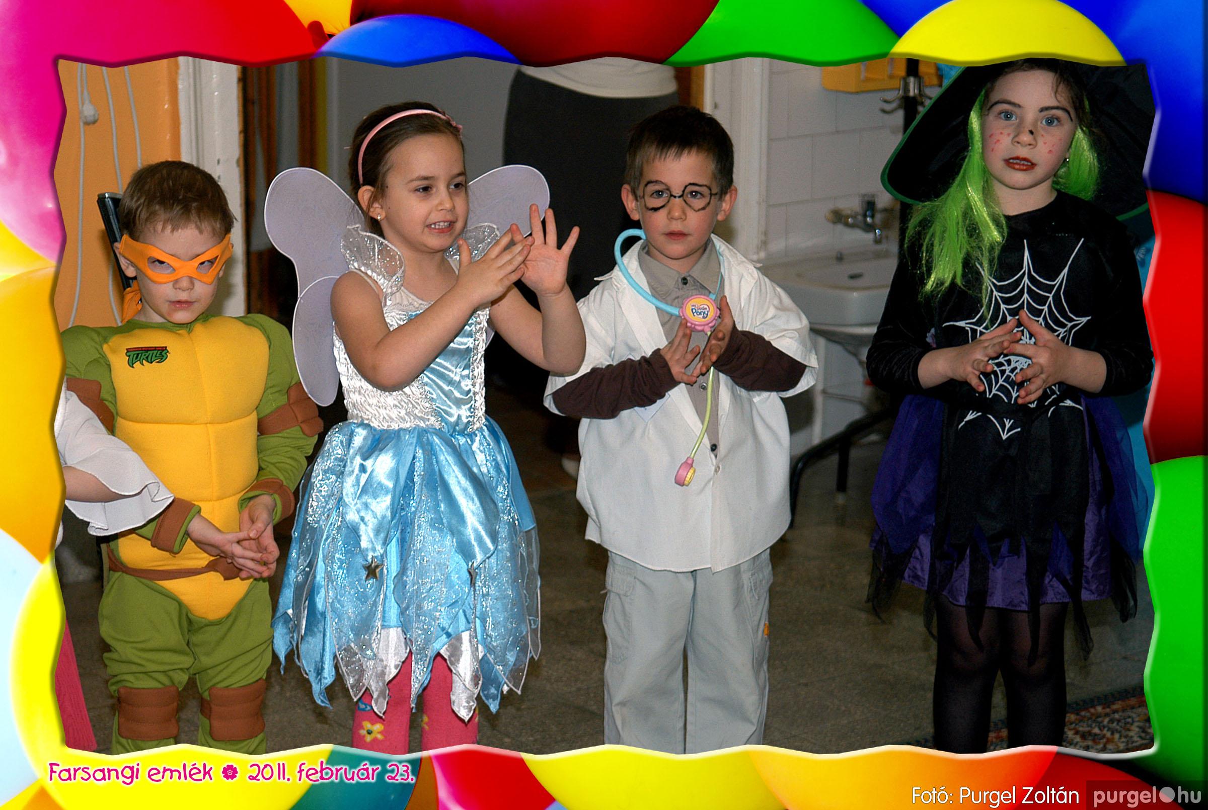 2011.02.23. 054 Kurca-parti Óvoda farsang 2011. - Szivárvány csoport - Fotó:PURGEL ZOLTÁN© 618.jpg