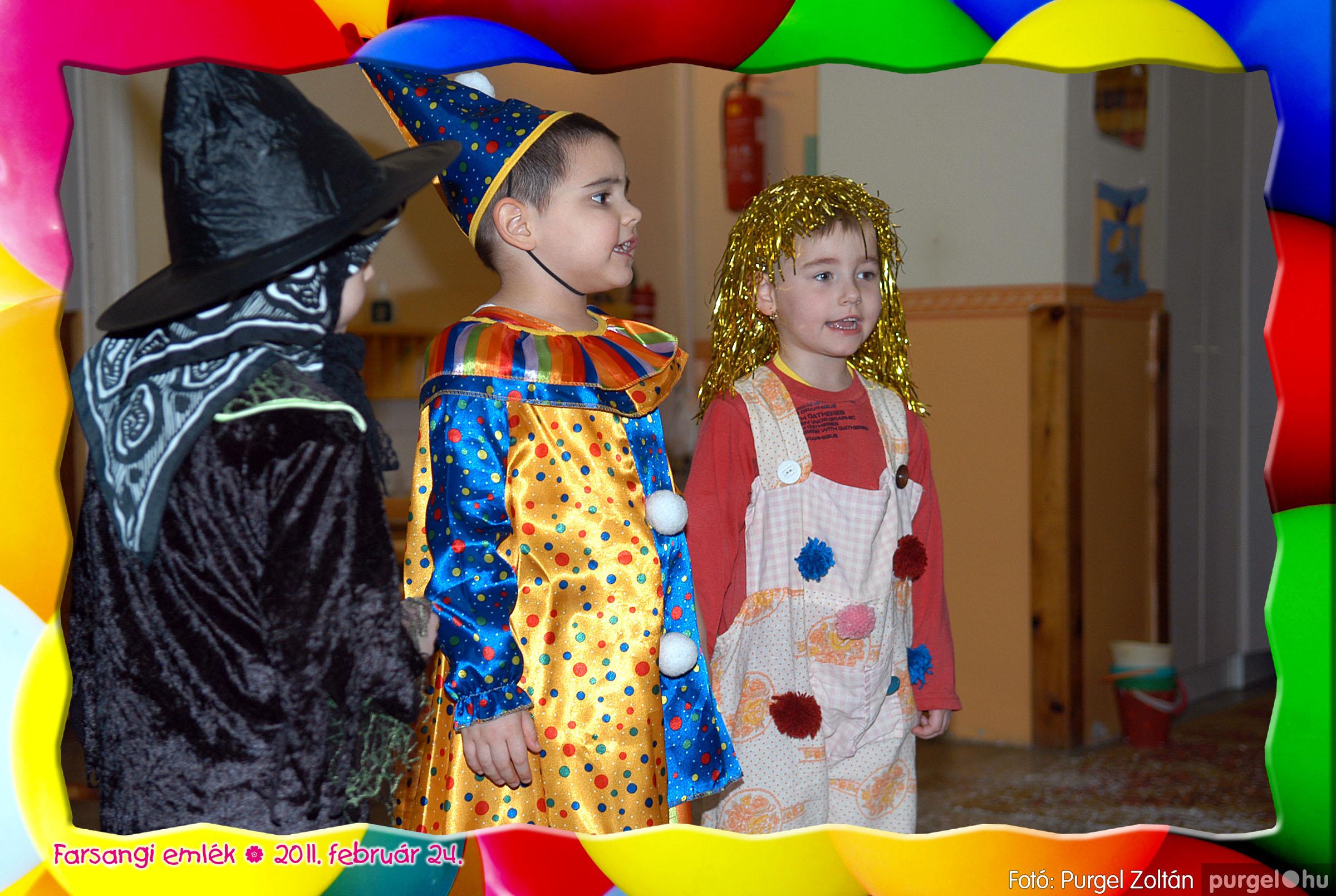 2011.02.24. 095 Kurca-parti Óvoda farsang 2011. - Eszterlánc csoport - Fotó:PURGEL ZOLTÁN© 123.jpg