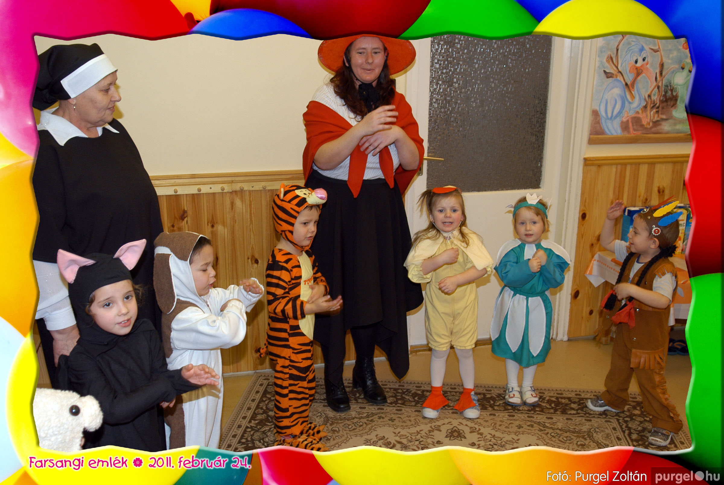 2011.02.24. 127 Kurca-parti Óvoda farsang 2011. - Kisvakond csoport - Fotó:PURGEL ZOLTÁN© 419.jpg