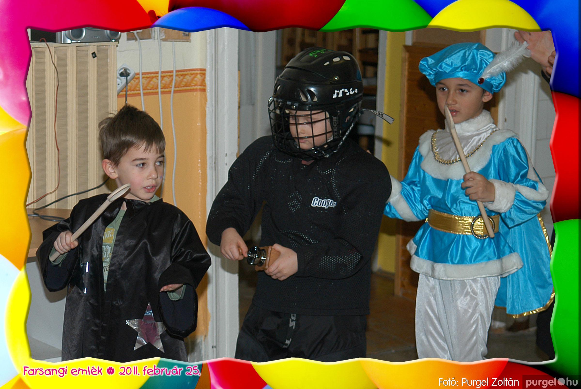 2011.02.25. 177 Kurca-parti Óvoda farsang 2011. - Menő-Manó csoport - Fotó:PURGEL ZOLTÁN© 335.jpg
