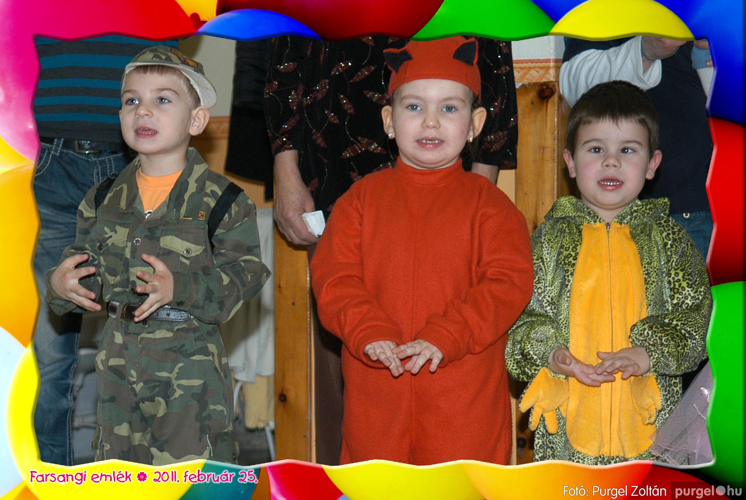 2011.02.25. 191 Kurca-parti Óvoda farsang 2011. - Nyitnikék csoport - Fotó:PURGEL ZOLTÁN© 513.jpg