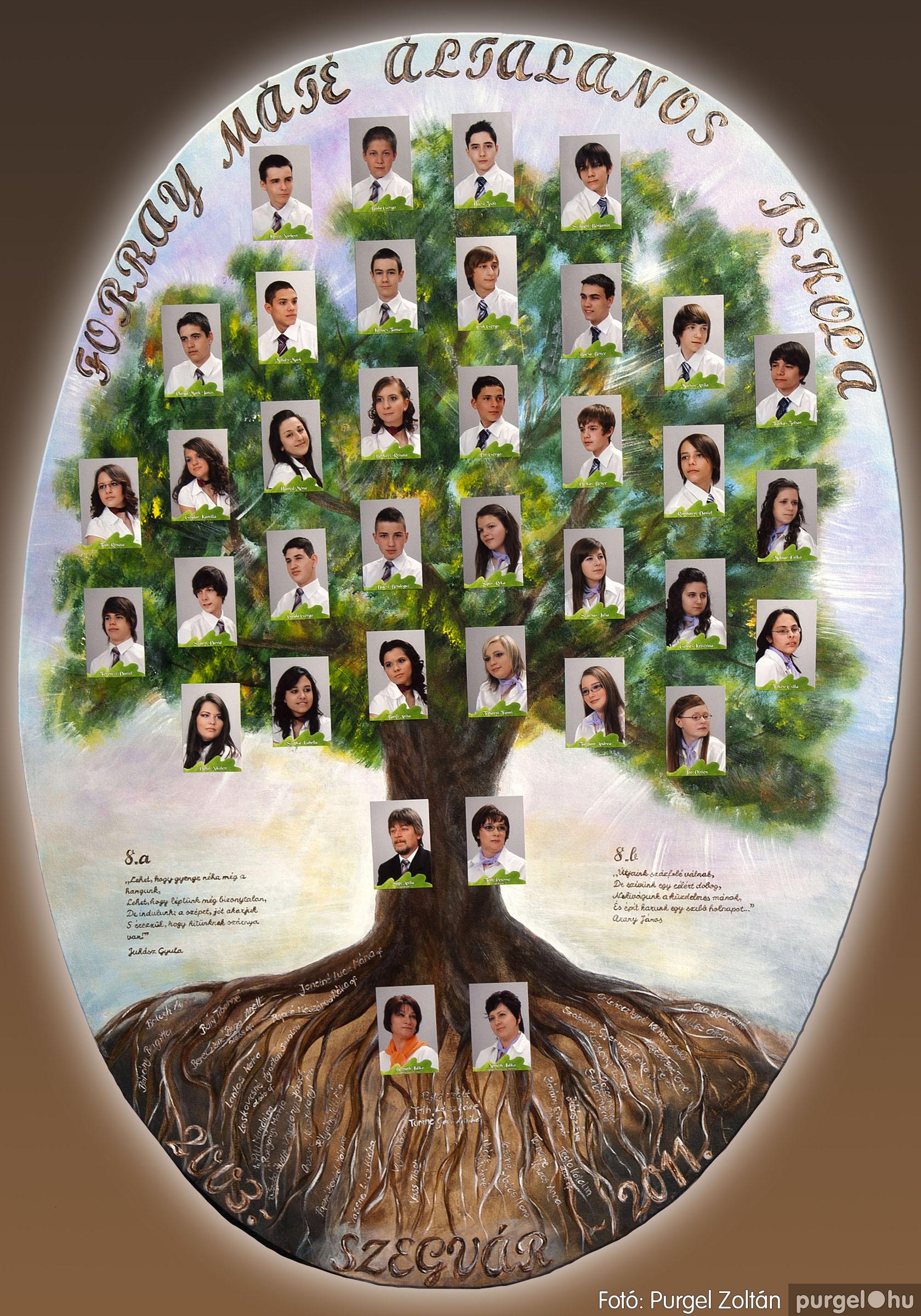 2011.05.27. 000 Forray Máté Általános Iskola tabló 2011. - Fotó:PURGEL ZOLTÁN©.jpg