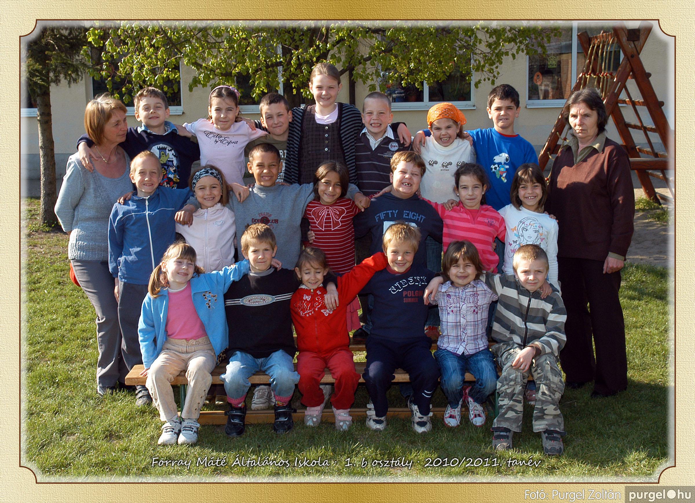 2011.04.18-05.30. 005 Forray Máté Általános Iskola osztályképek 2011. - Fotó:PURGEL ZOLTÁN© 1b-2.jpg