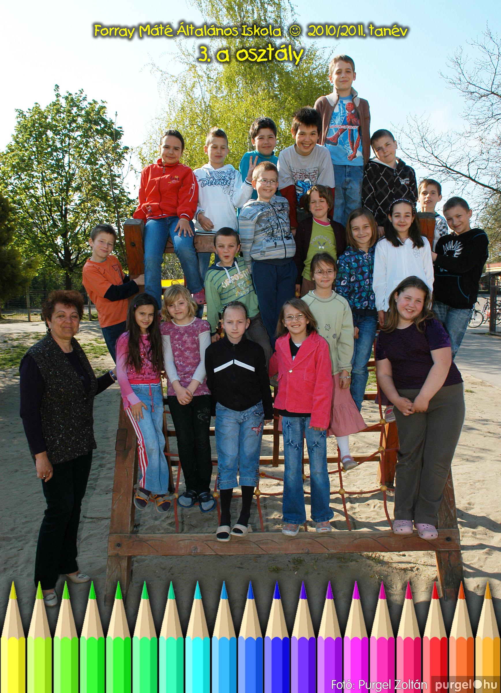 2011.04.18-05.30. 015 Forray Máté Általános Iskola osztályképek 2011. - Fotó:PURGEL ZOLTÁN© 3a-3.jpg