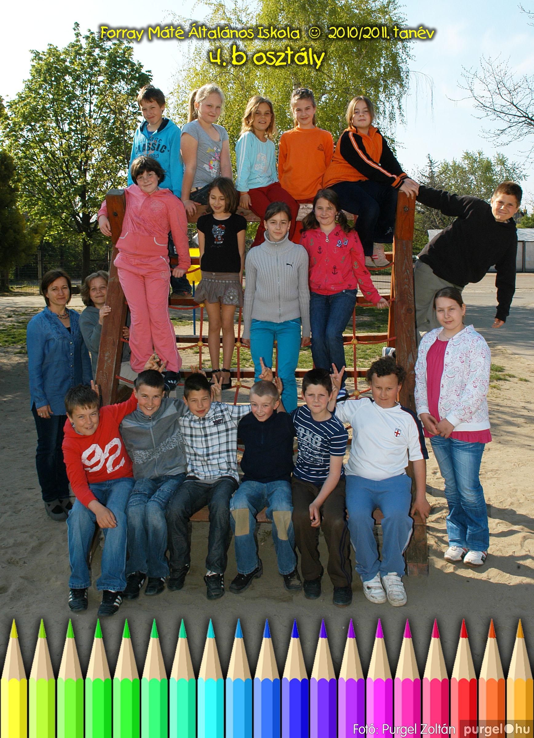 2011.04.18-05.30. 024 Forray Máté Általános Iskola osztályképek 2011. - Fotó:PURGEL ZOLTÁN© 4b-3.jpg