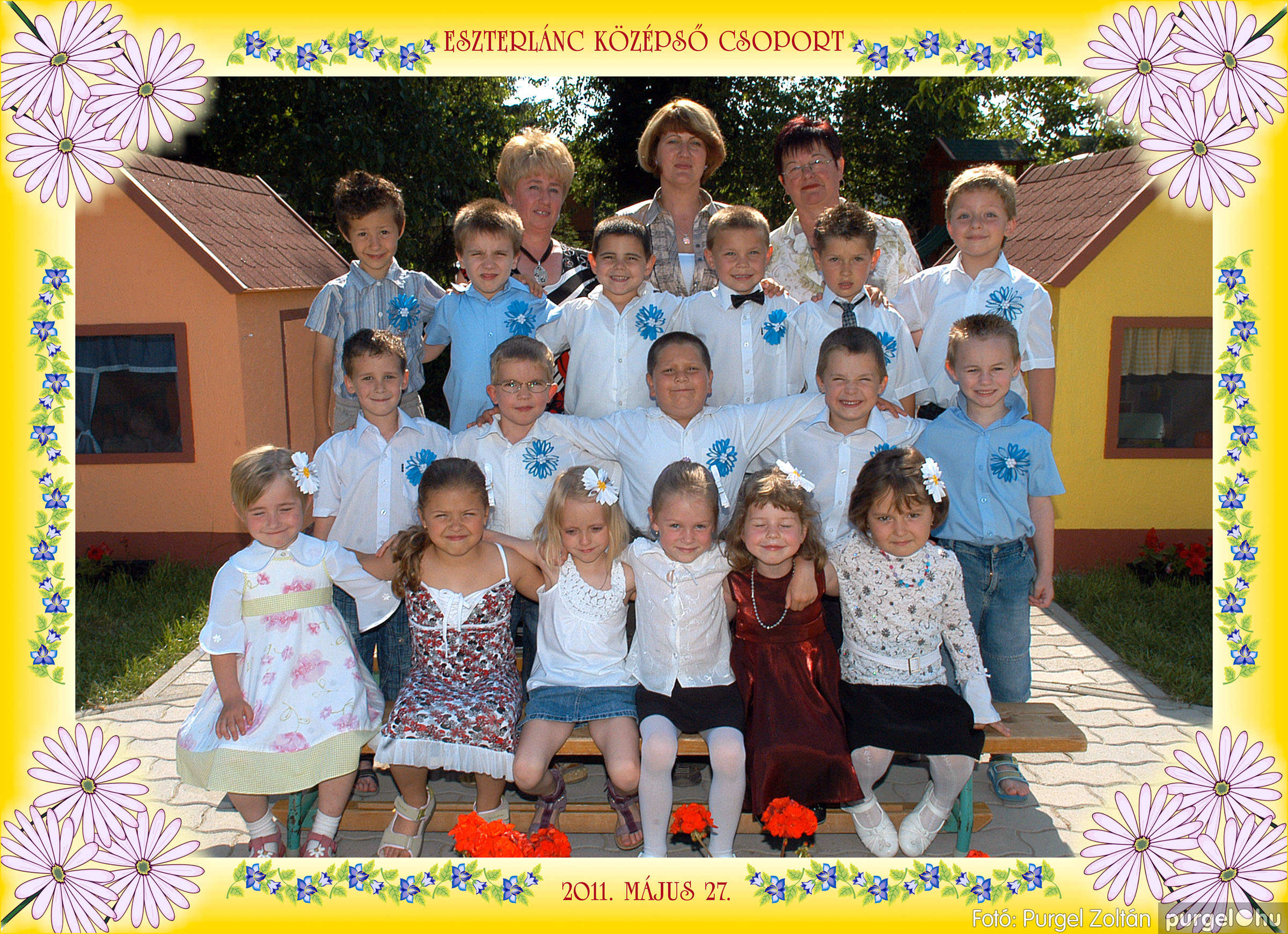 2010.05.18-28. 001 Kurca-parti Óvoda csoportképek 2011. - Fotó:PURGEL ZOLTÁN© 151.jpg