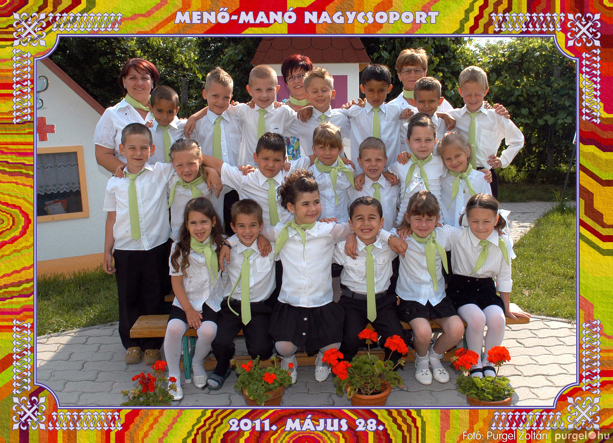 2010.05.18-28. 011 Kurca-parti Óvoda csoportképek 2011. - Fotó:PURGEL ZOLTÁN© 352.jpg