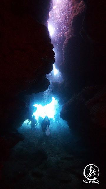 素敵な洞窟でしたね♪
