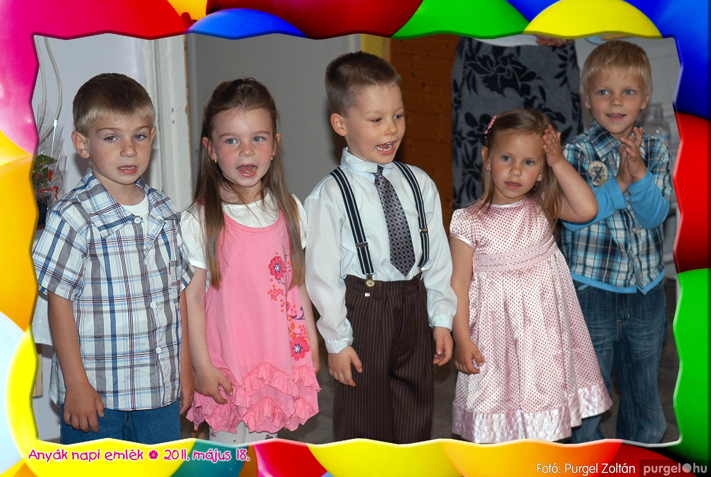 2011.05.18. 003 Kurca-parti Óvoda évzáró 2011. - Nyitnikék csoport - Fotó:PURGEL ZOLTÁN© 503.jpg