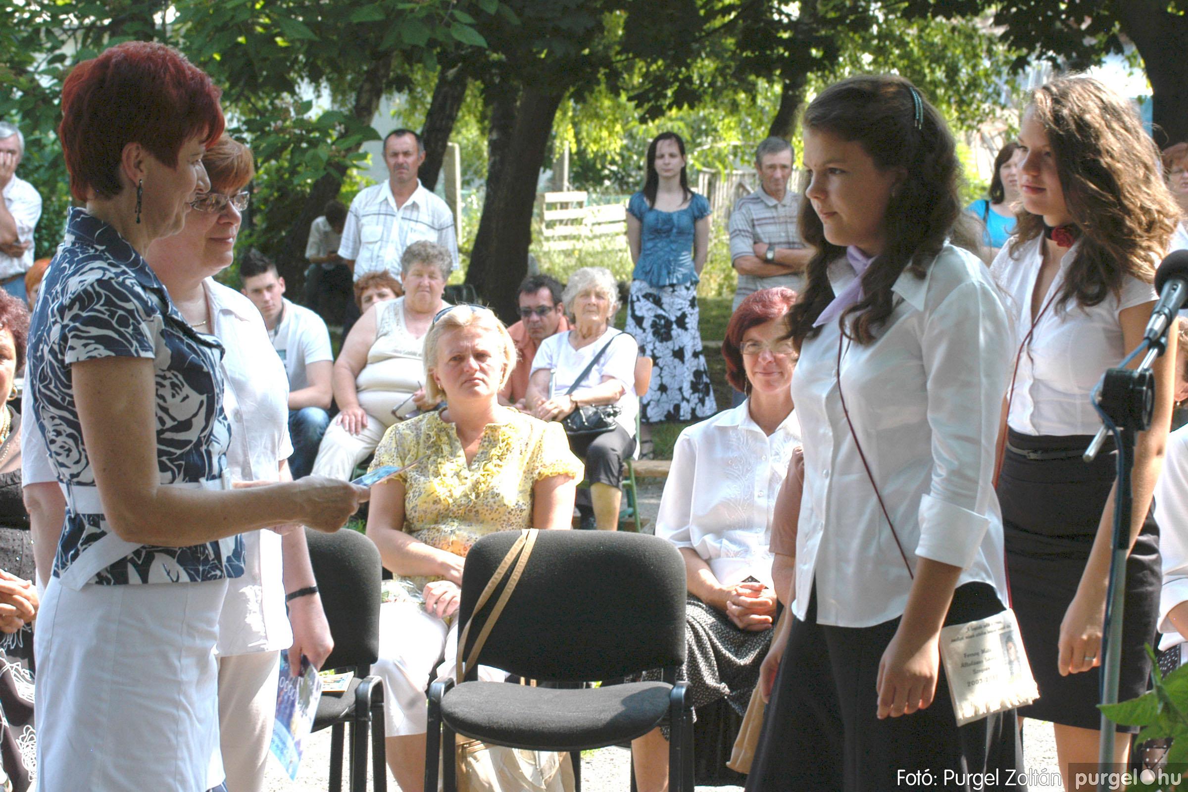 2011.06.18. 306 Forray Máté Általános Iskola ballagás 2011. - Fotó:PURGEL ZOLTÁN© DSC_0446q.jpg