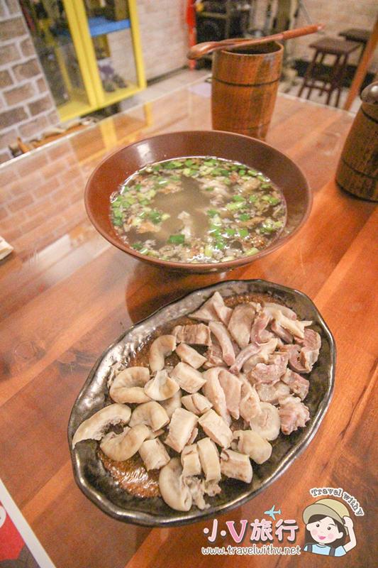 台東市美食柯家早點寶桑蘿蔔糕
