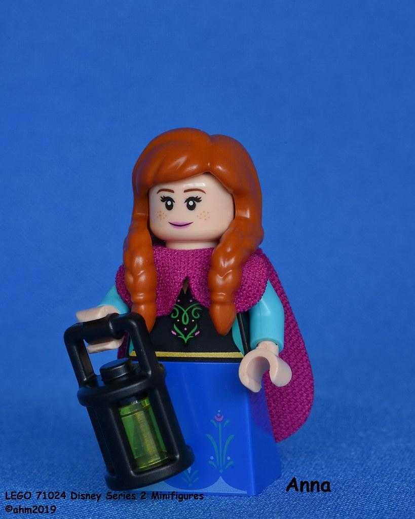 LEGO 71024 Disney Series 2 Minifigures 10 Anna - a photo on