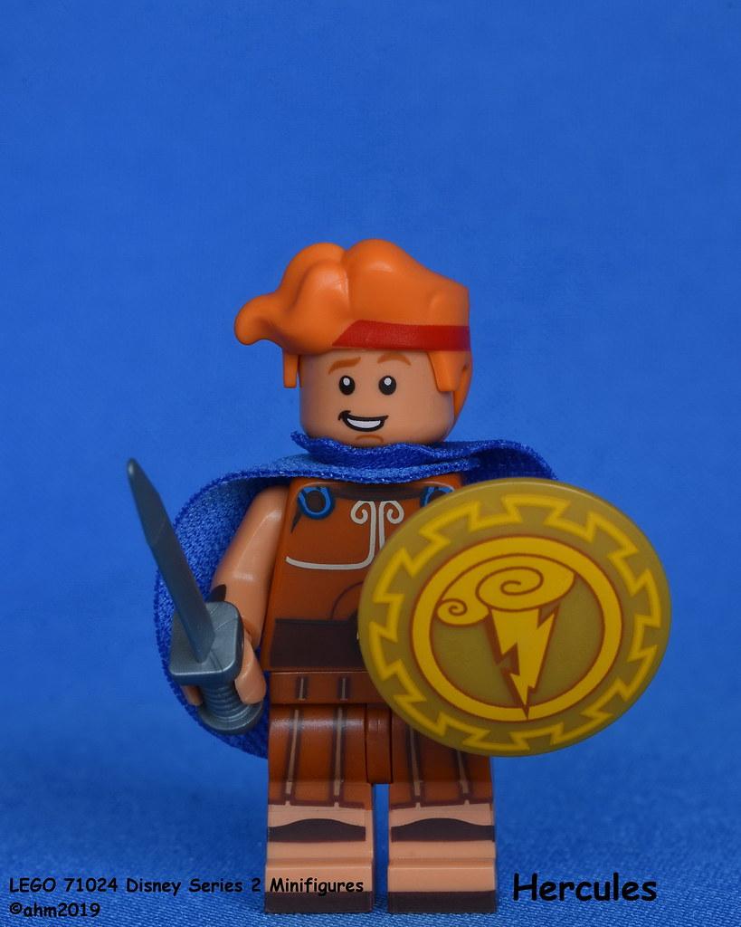 LEGO 71024 Disney Series 2 Minifigures 14 Hercules - a photo