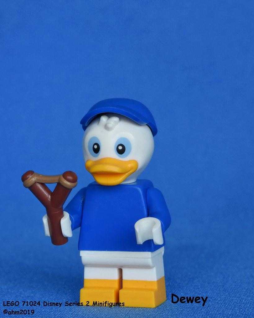 LEGO 71024 Disney Series 2 Minifigures 04 Dewey - a photo on