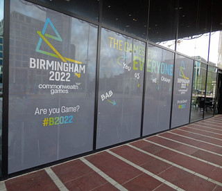 Birmingham 2022 - Library of Birmingham, Centenary Square