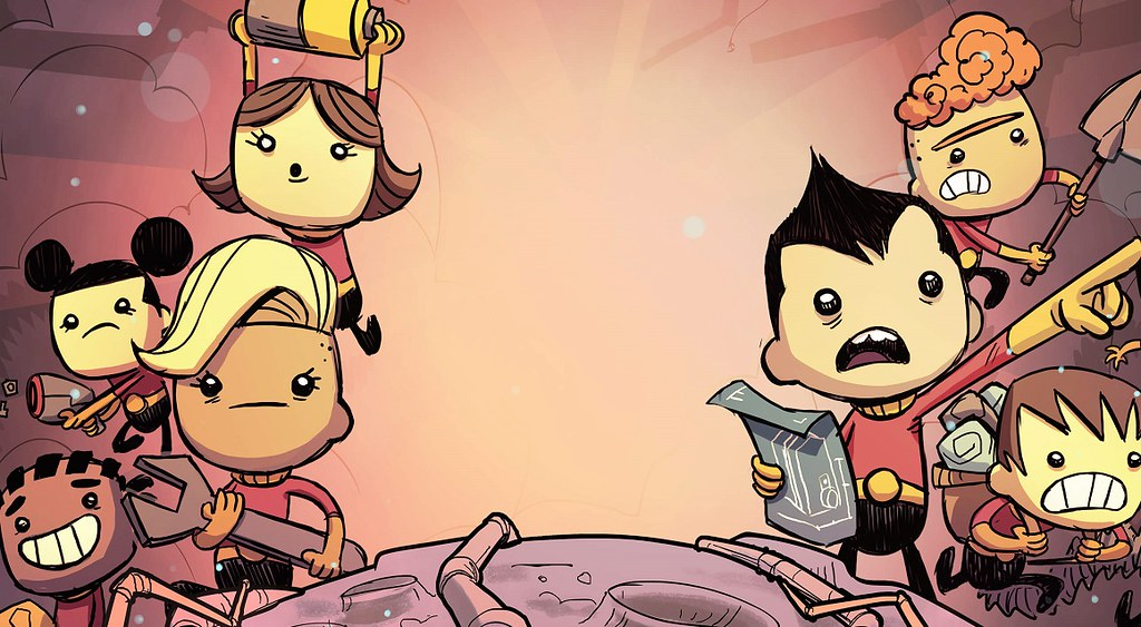 Oxygen Not Included – FPS Boost Guide