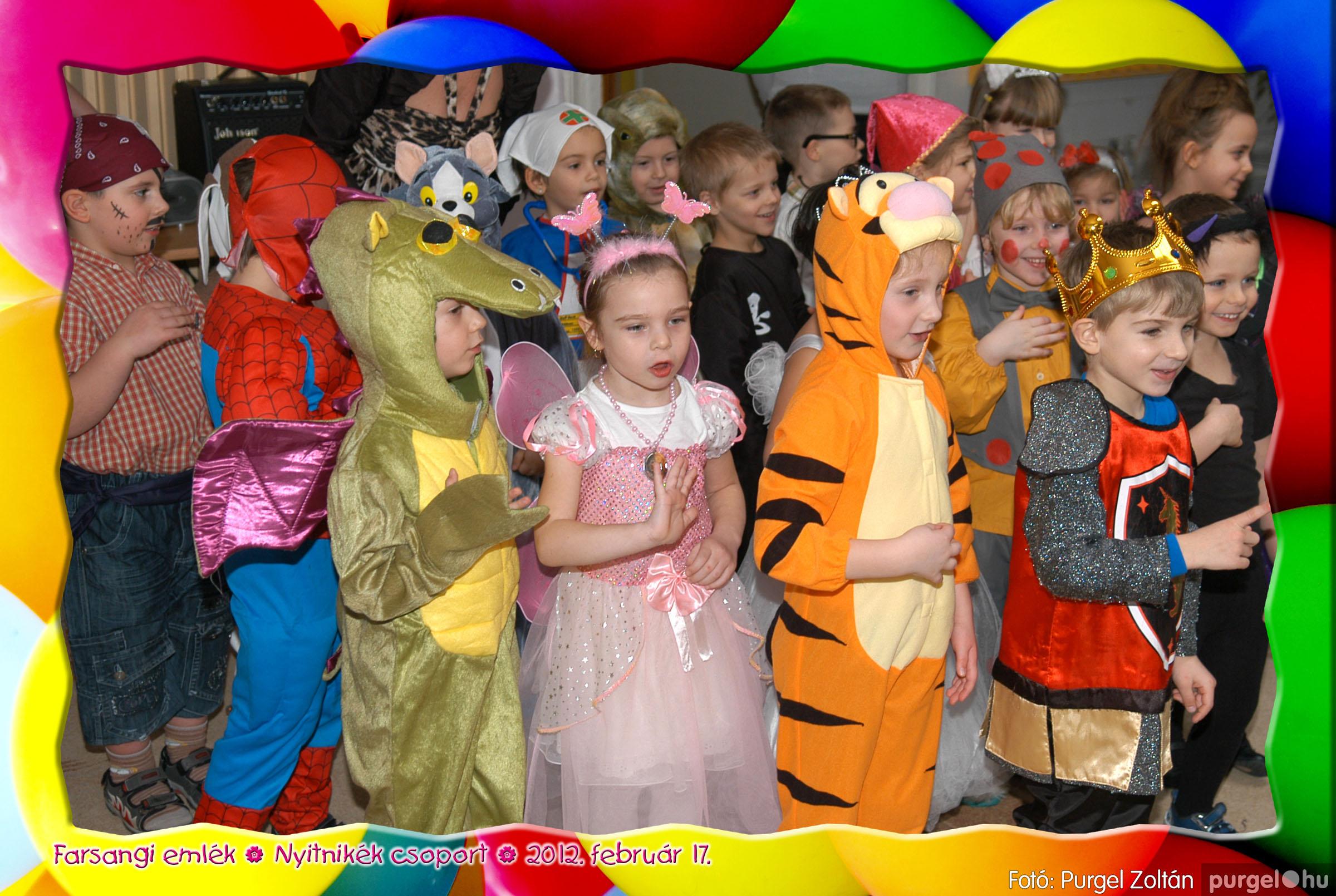 2012.02.17. 036 Kurca-parti Óvoda farsang 2012. - Nyitnikék csoport - Fotó:PURGEL ZOLTÁN© 536.jpg