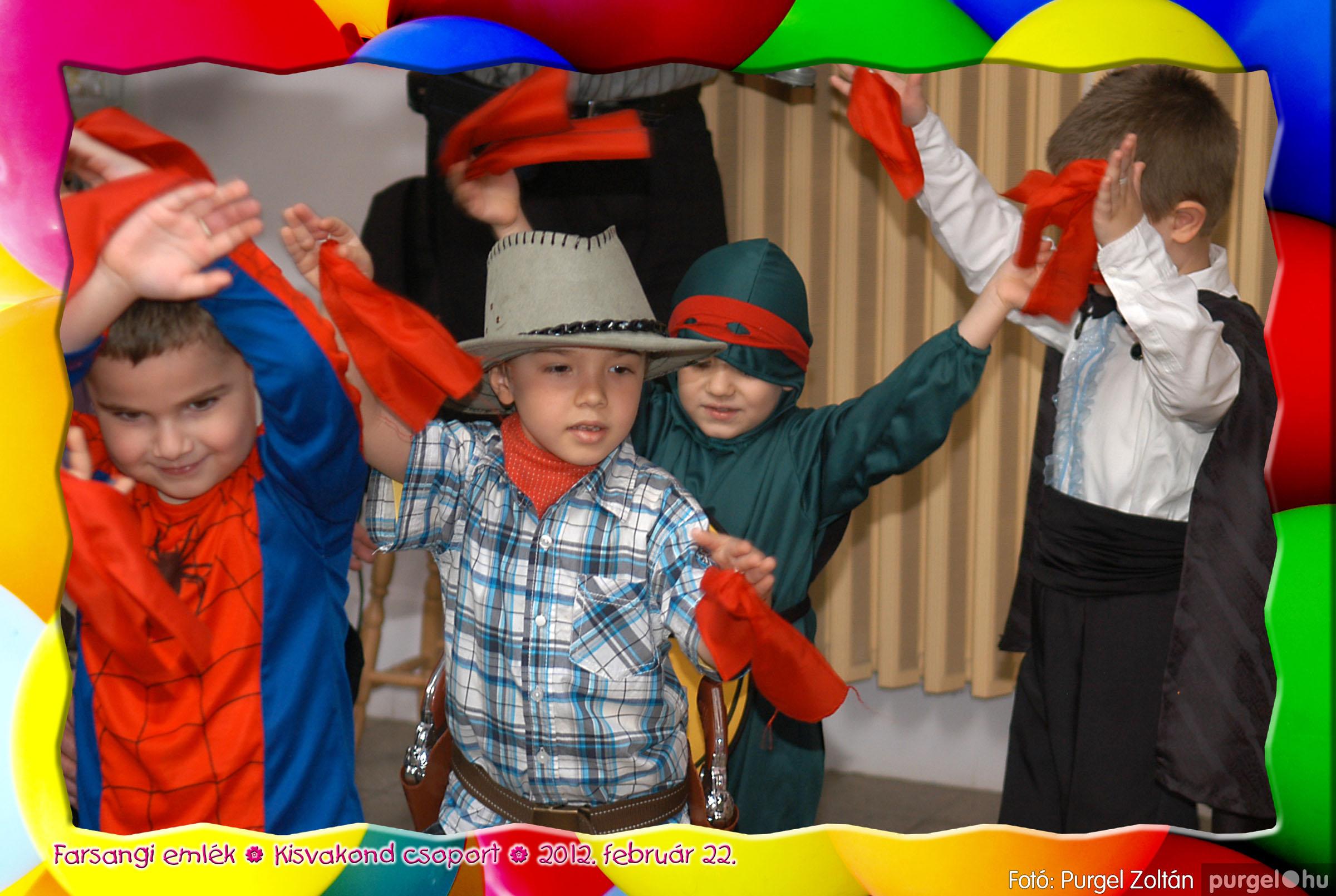 2012.02.22. 069 Kurca-parti Óvoda farsang 2012. - Kisvakond csoport - Fotó:PURGEL ZOLTÁN© 433.jpg
