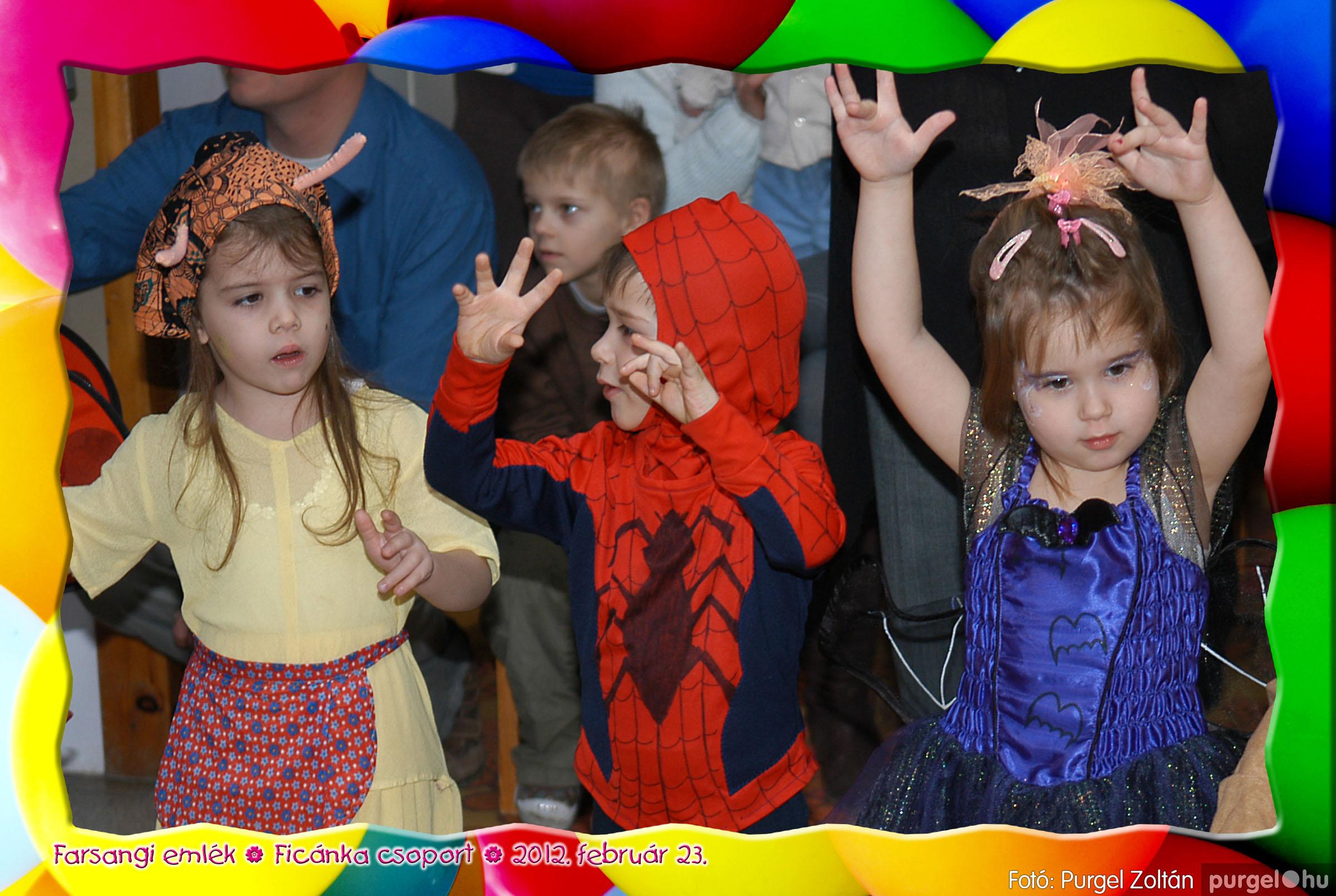 2012.02.23. 087 Kurca-parti Óvoda farsang 2012. - Ficánka csoport - Fotó:PURGEL ZOLTÁN© 215.jpg