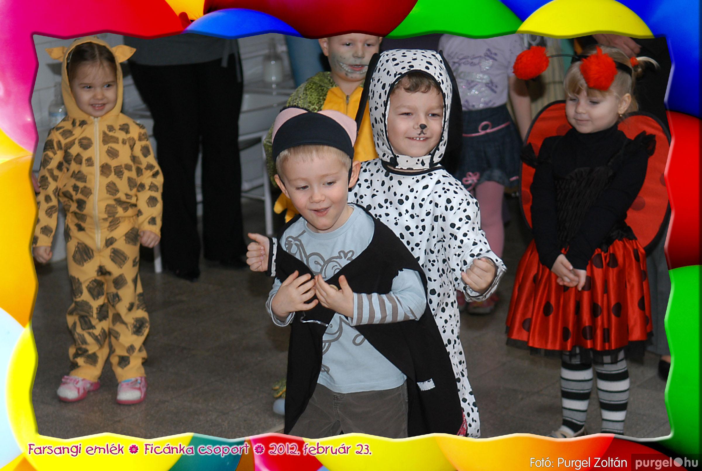2012.02.23. 091 Kurca-parti Óvoda farsang 2012. - Ficánka csoport - Fotó:PURGEL ZOLTÁN© 219.jpg