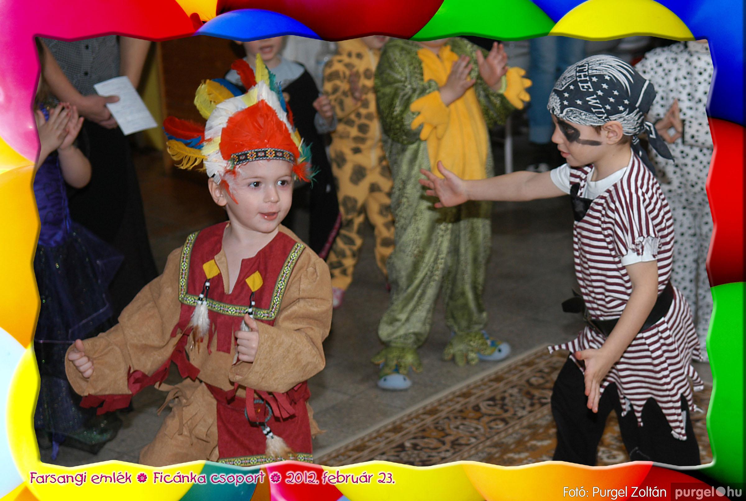 2012.02.23. 094 Kurca-parti Óvoda farsang 2012. - Ficánka csoport - Fotó:PURGEL ZOLTÁN© 222.jpg