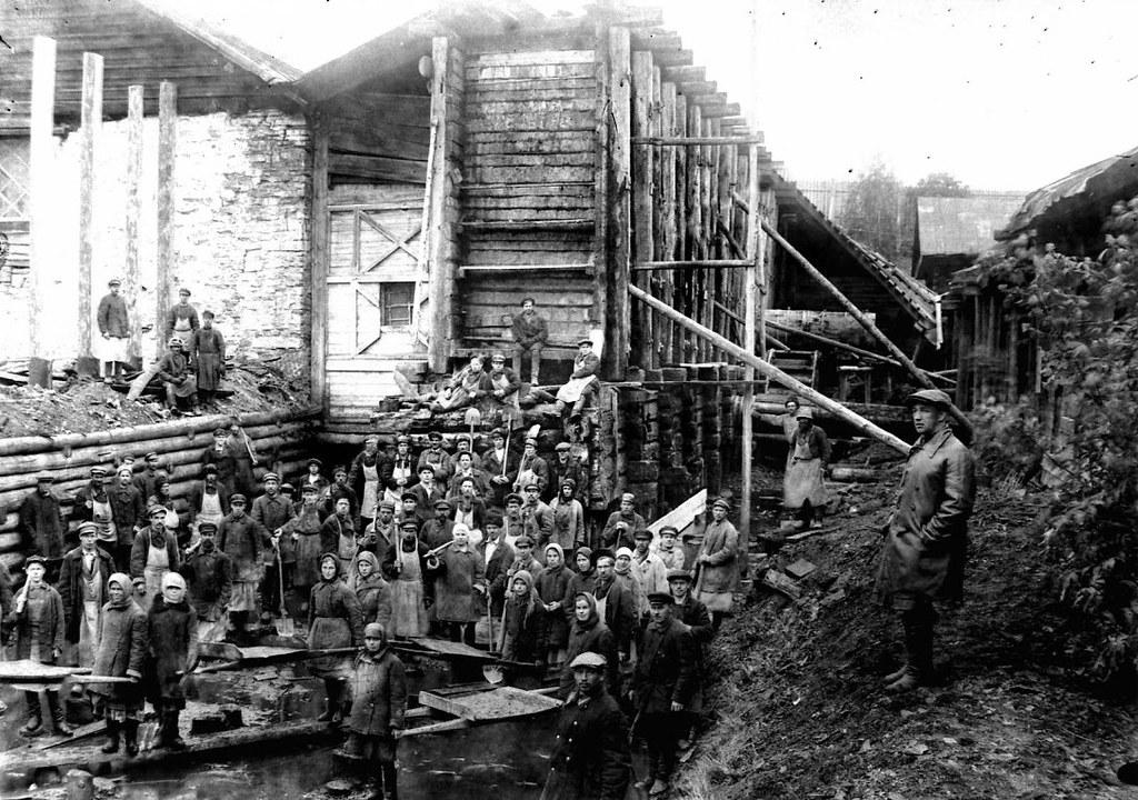 20 Суксунский завод 1930-е годы
