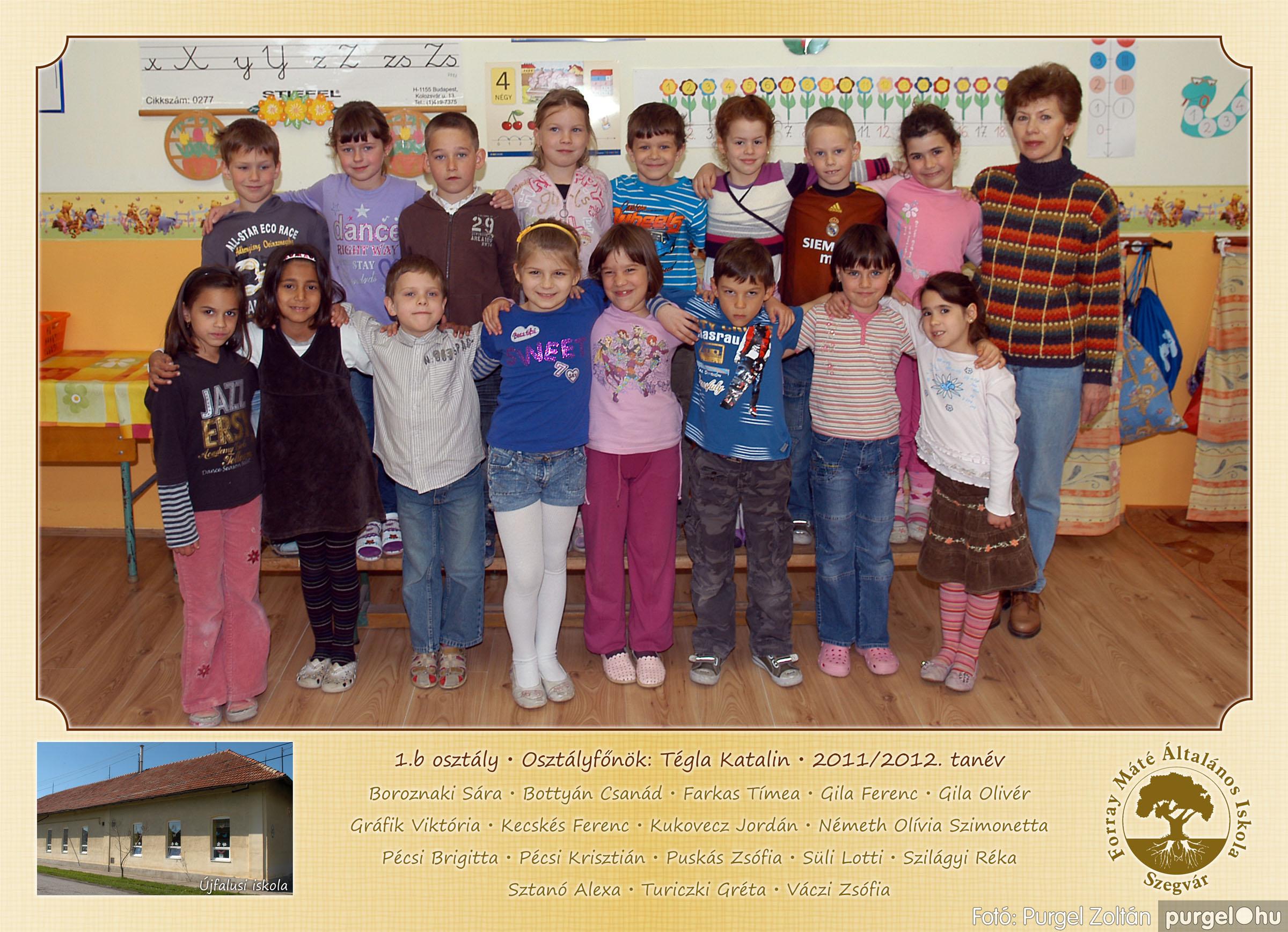 2012.04.25-06.12. 004 Forray Máté Általános Iskola osztályképek 2011. - Fotó:PURGEL ZOLTÁN© 1b-2.jpg