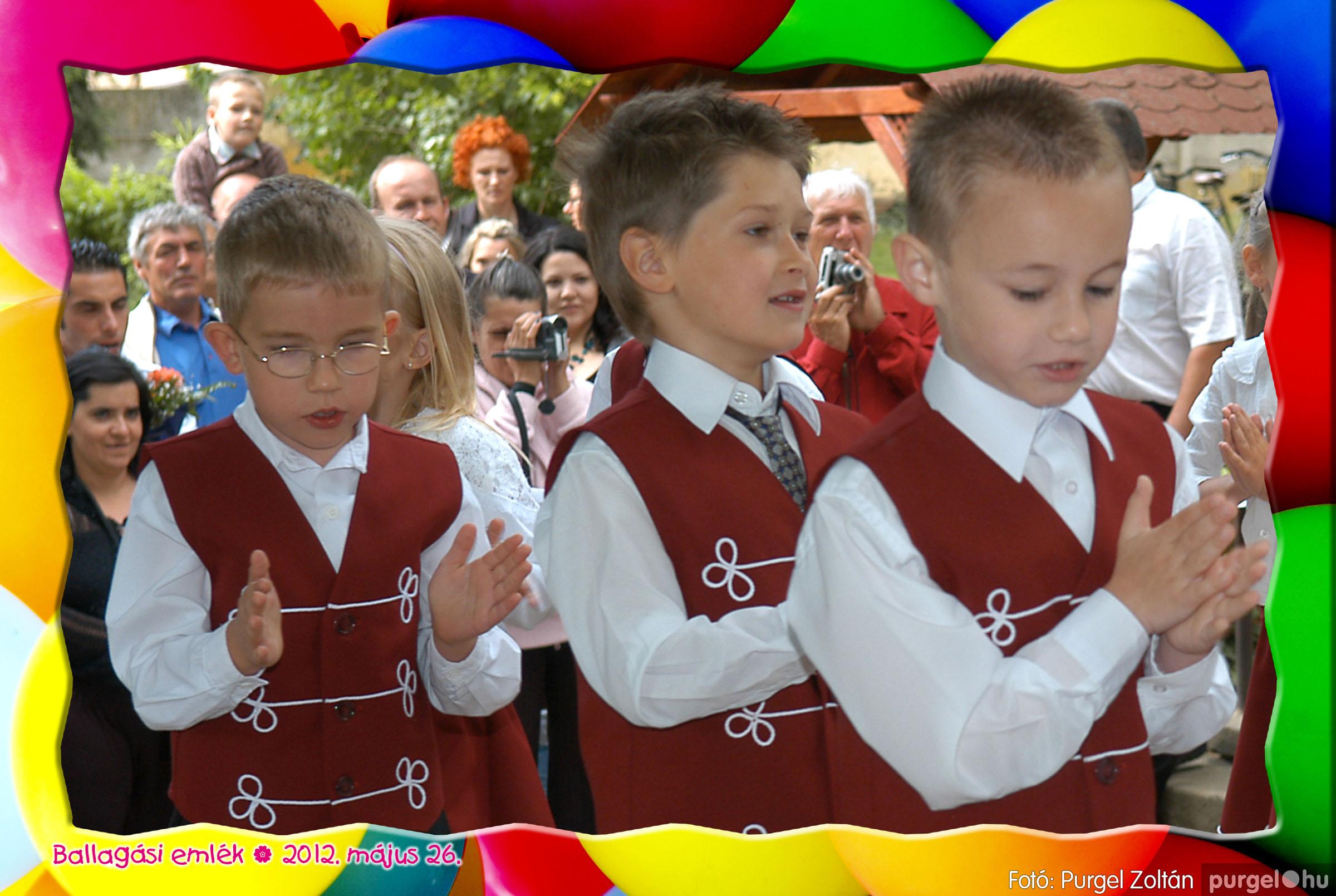 2012.05.26. 150 Kurca-parti Óvoda évzáró 2012. - Eszterlánc csoport - Fotó:PURGEL ZOLTÁN© 106.jpg