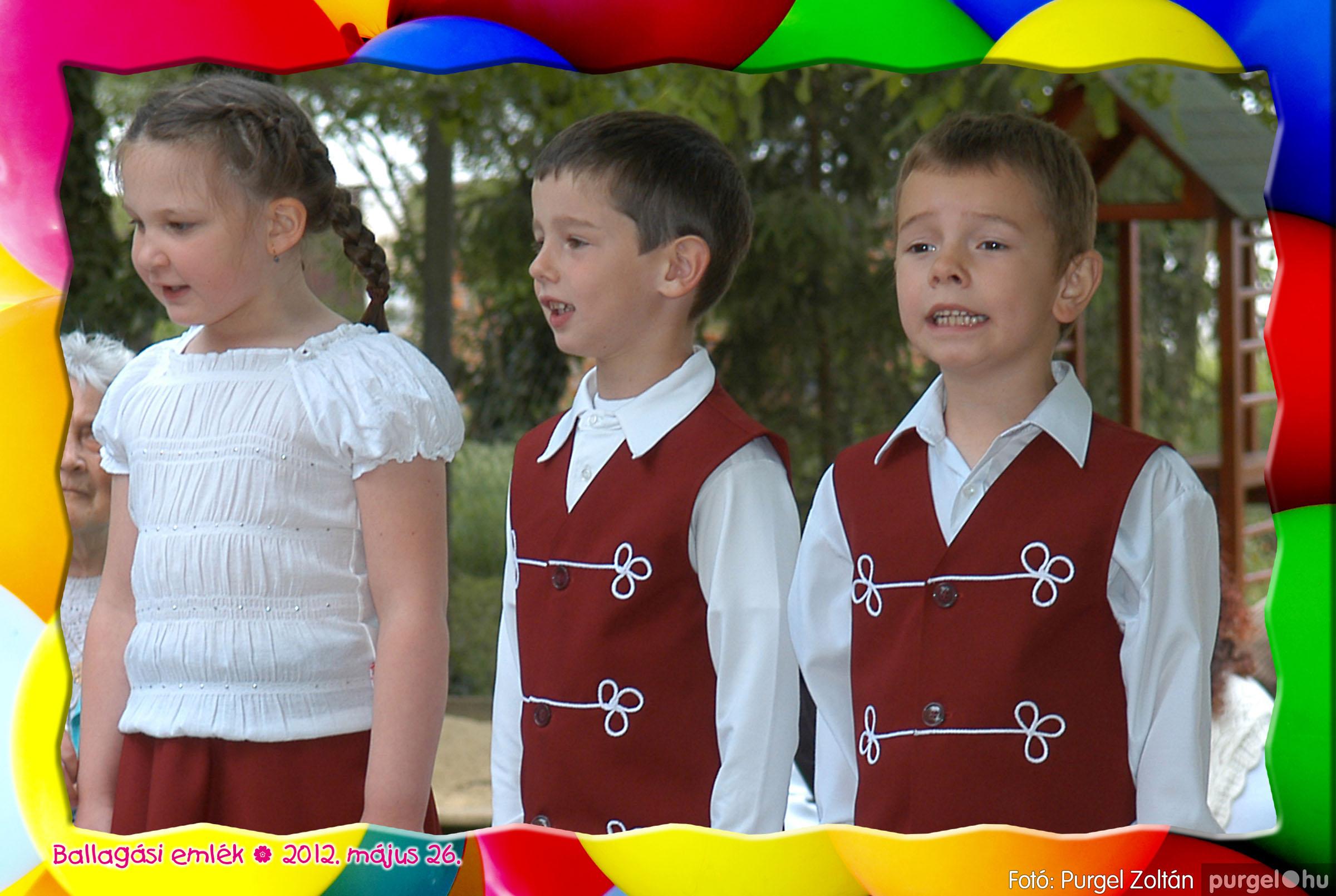 2012.05.26. 190 Kurca-parti Óvoda évzáró 2012. - Szivárvány csoport - Fotó:PURGEL ZOLTÁN© 601.jpg