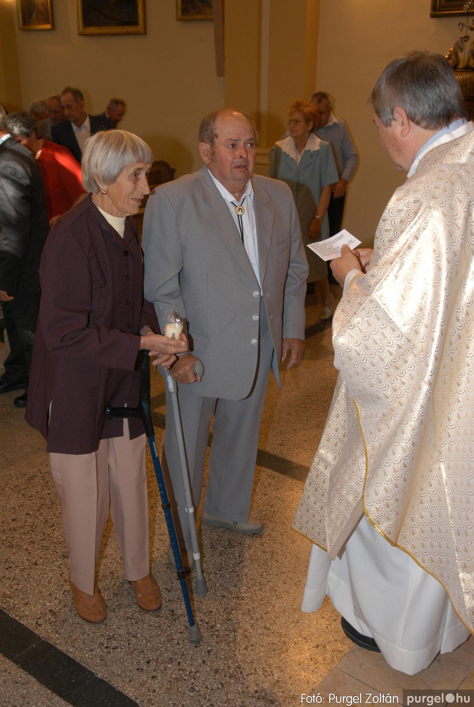 2012.09.23. 016 Kisboldogasszony Templom házassági évfordulók - Fotó:PURGEL ZOLTÁN© DSC_0117q.jpg