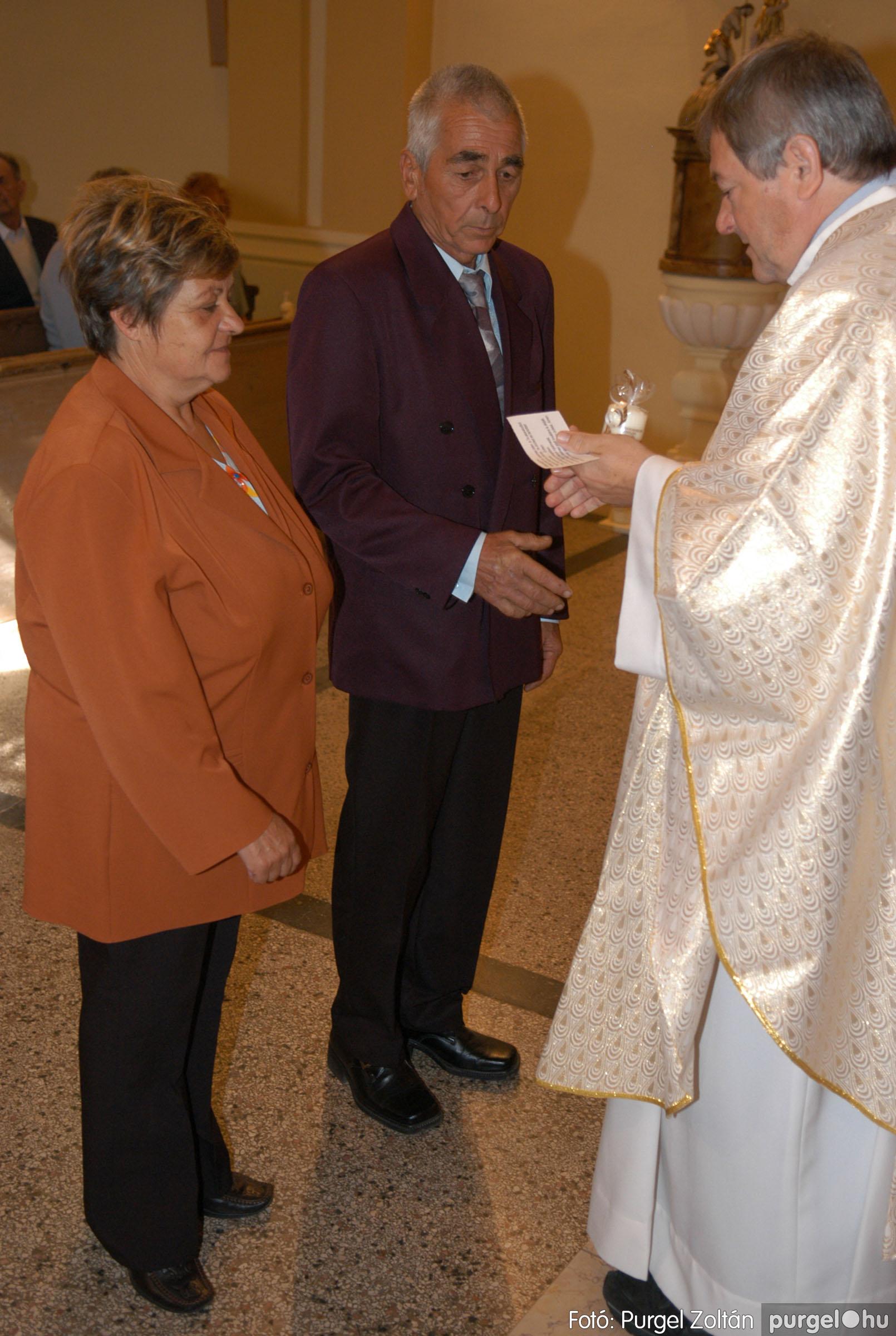 2012.09.23. 065 Kisboldogasszony Templom házassági évfordulók - Fotó:PURGEL ZOLTÁN© DSC_0177q.jpg