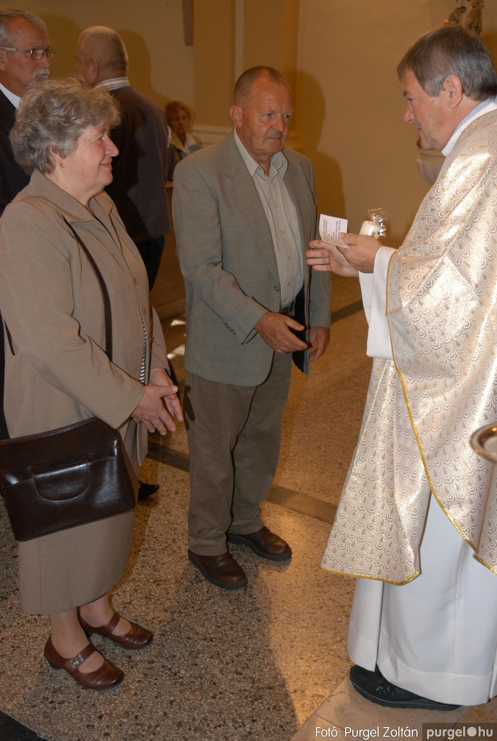 2012.09.23. 052 Kisboldogasszony Templom házassági évfordulók - Fotó:PURGEL ZOLTÁN© DSC_0163q.jpg