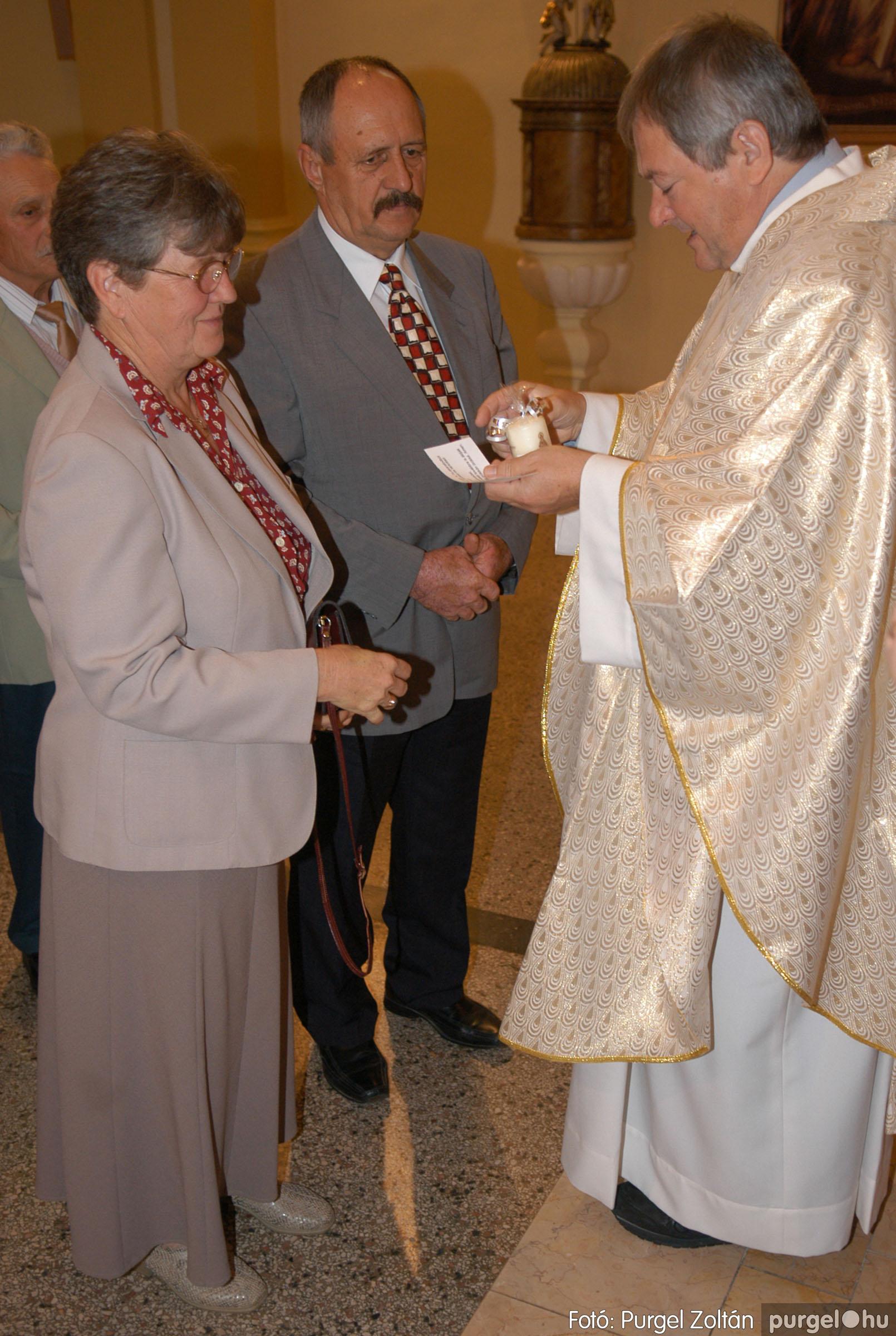 2012.09.23. 047 Kisboldogasszony Templom házassági évfordulók - Fotó:PURGEL ZOLTÁN© DSC_0158q.jpg