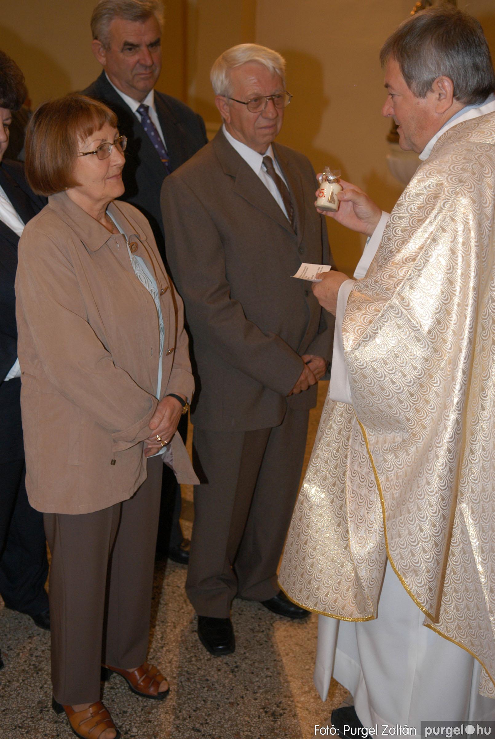 2012.09.23. 042 Kisboldogasszony Templom házassági évfordulók - Fotó:PURGEL ZOLTÁN© DSC_0147q.jpg