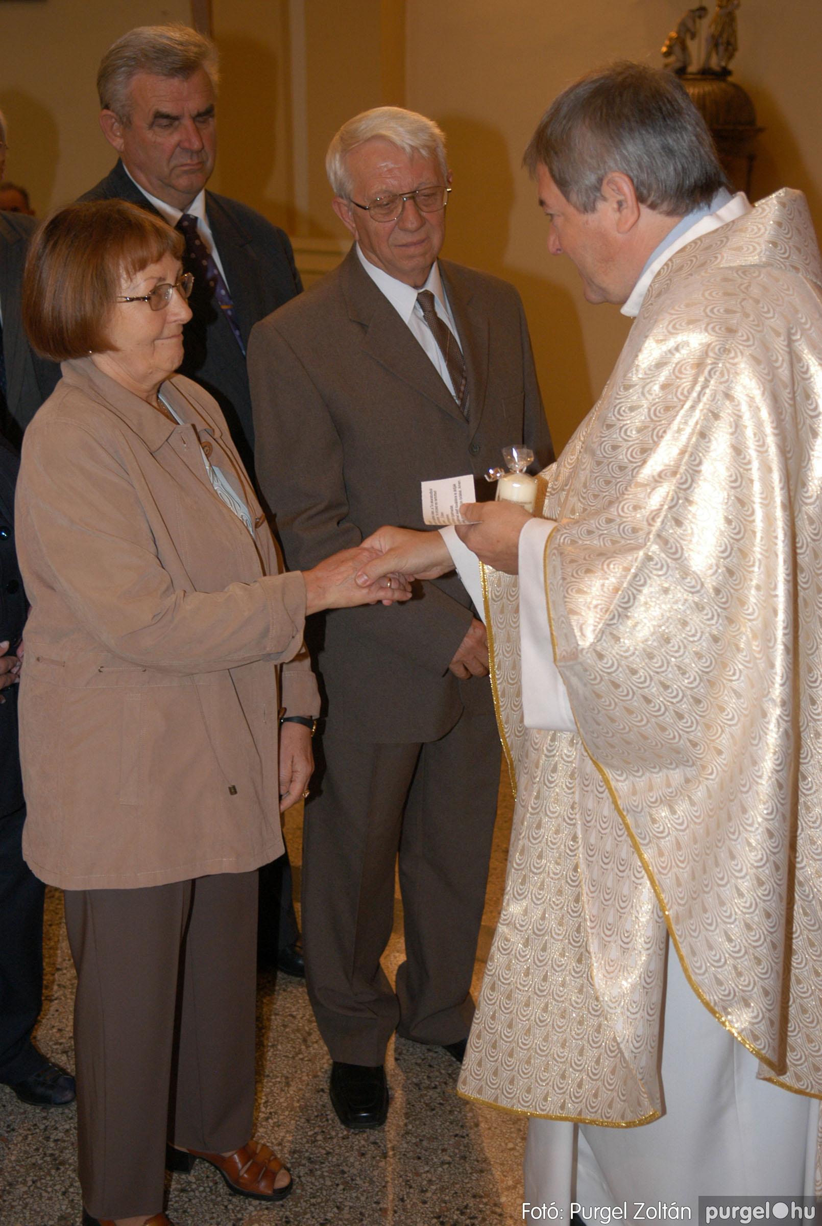 2012.09.23. 041 Kisboldogasszony Templom házassági évfordulók - Fotó:PURGEL ZOLTÁN© DSC_0146q.jpg