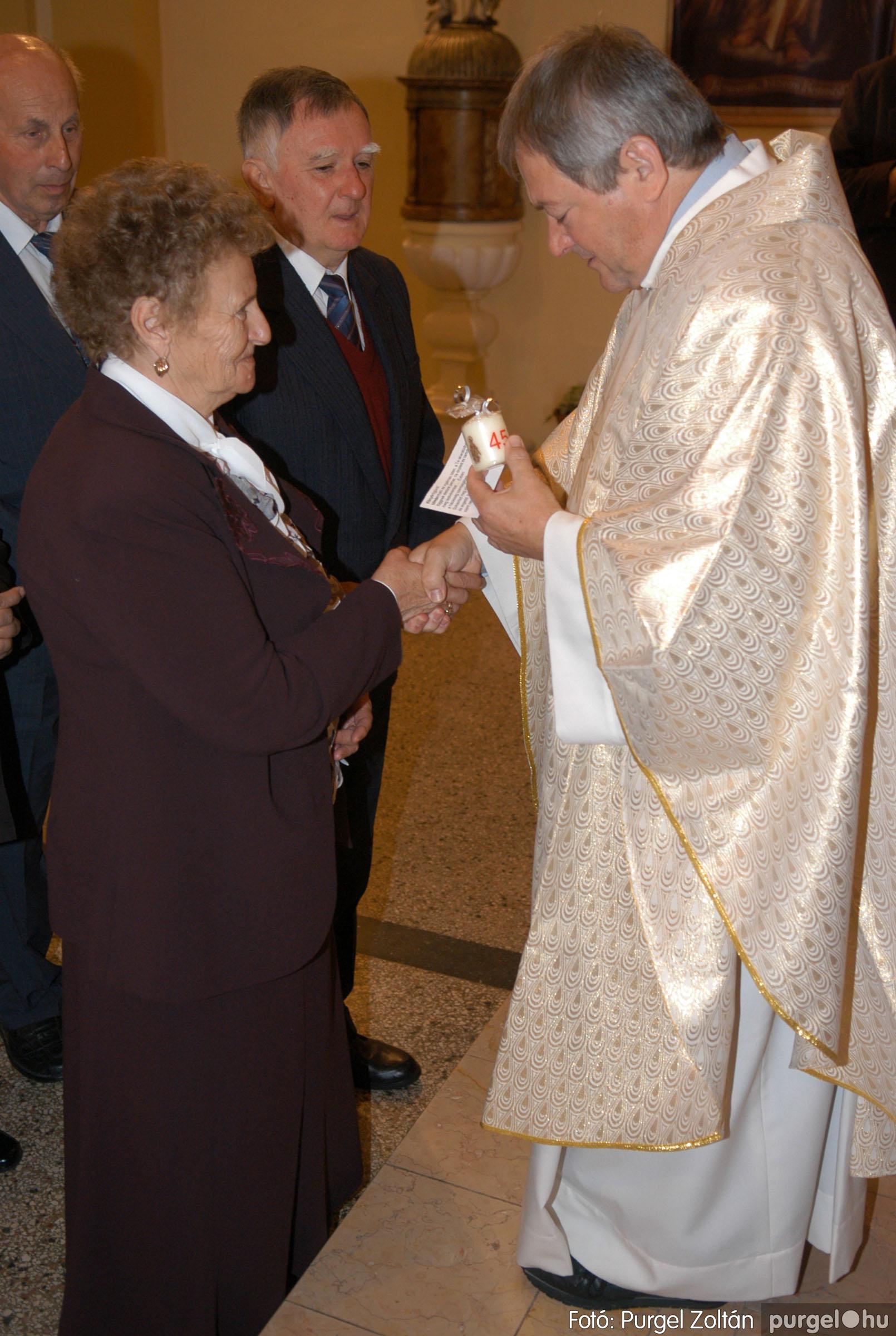 2012.09.23. 038 Kisboldogasszony Templom házassági évfordulók - Fotó:PURGEL ZOLTÁN© DSC_0143q.jpg