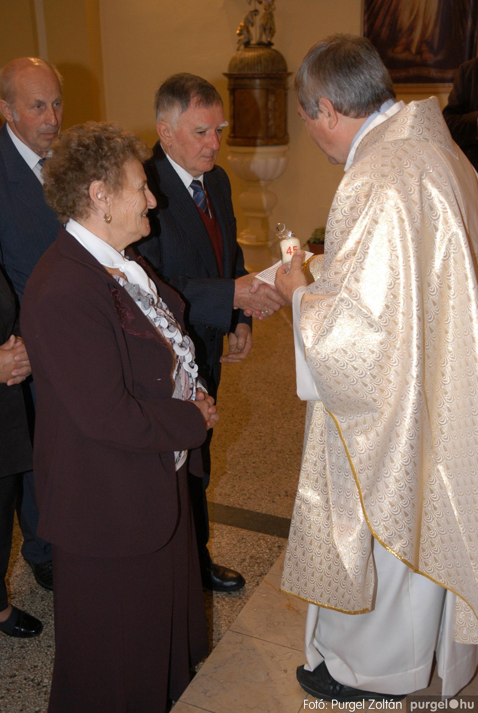 2012.09.23. 037 Kisboldogasszony Templom házassági évfordulók - Fotó:PURGEL ZOLTÁN© DSC_0142q.jpg