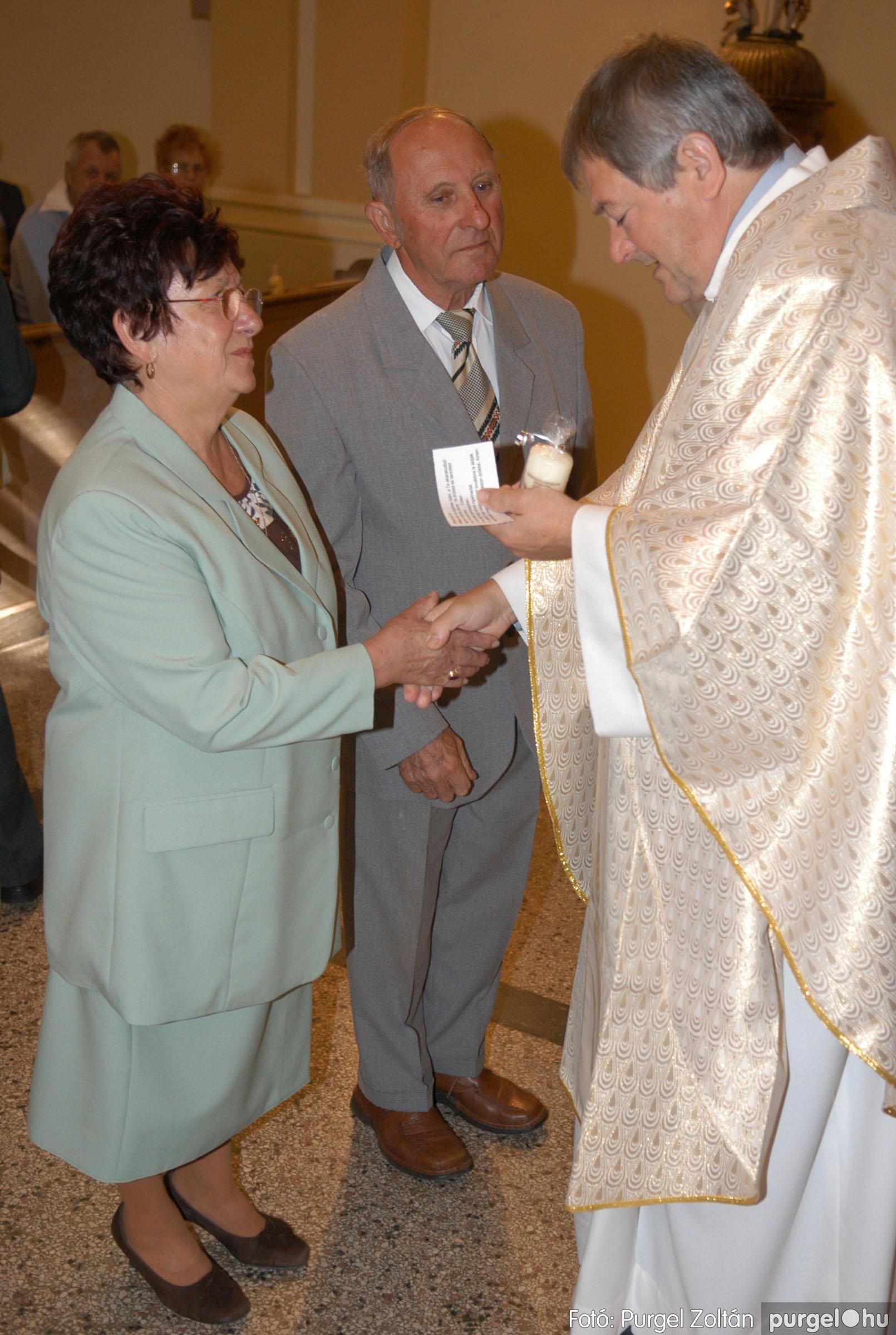 2012.09.23. 034 Kisboldogasszony Templom házassági évfordulók - Fotó:PURGEL ZOLTÁN© DSC_0136q.jpg