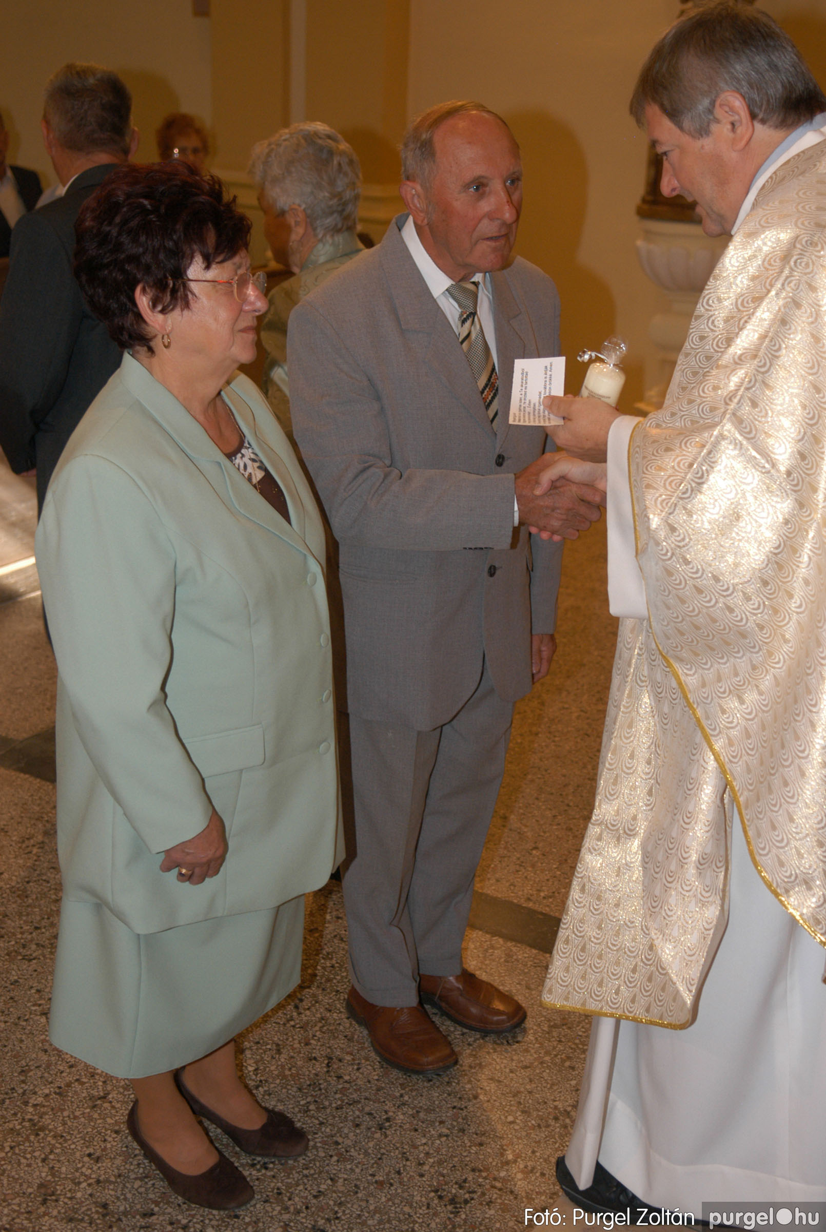 2012.09.23. 033 Kisboldogasszony Templom házassági évfordulók - Fotó:PURGEL ZOLTÁN© DSC_0135q.jpg