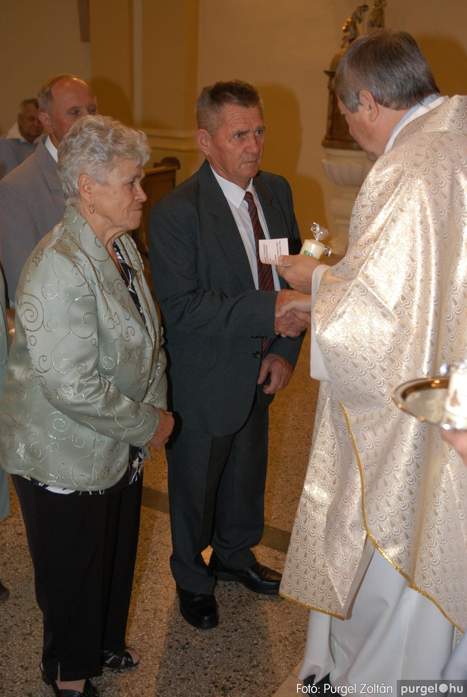 2012.09.23. 031 Kisboldogasszony Templom házassági évfordulók - Fotó:PURGEL ZOLTÁN© DSC_0133q.jpg