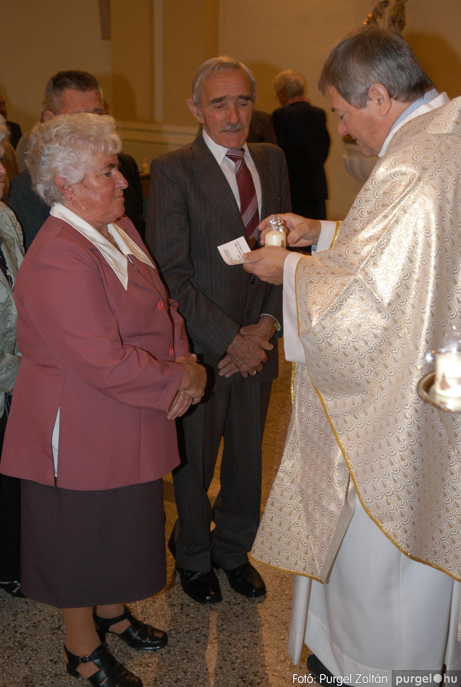 2012.09.23. 030 Kisboldogasszony Templom házassági évfordulók - Fotó:PURGEL ZOLTÁN© DSC_0132q.jpg